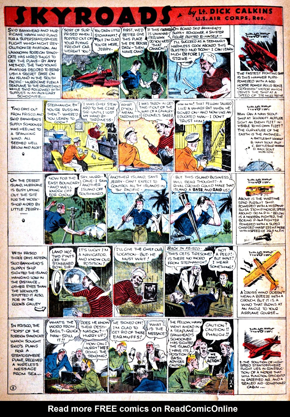 Read online Famous Funnies comic -  Issue #29 - 12