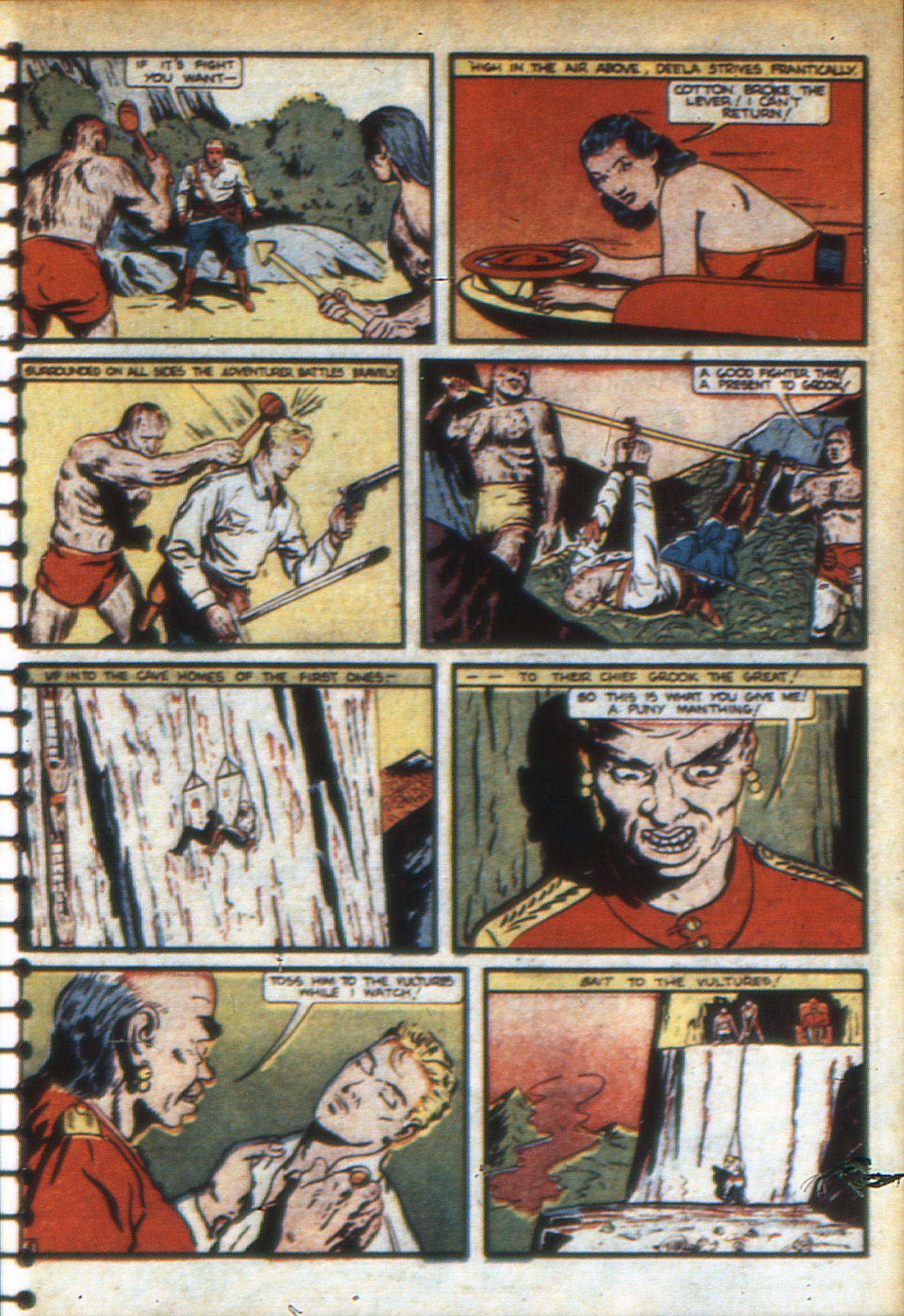 Read online Adventure Comics (1938) comic -  Issue #47 - 64