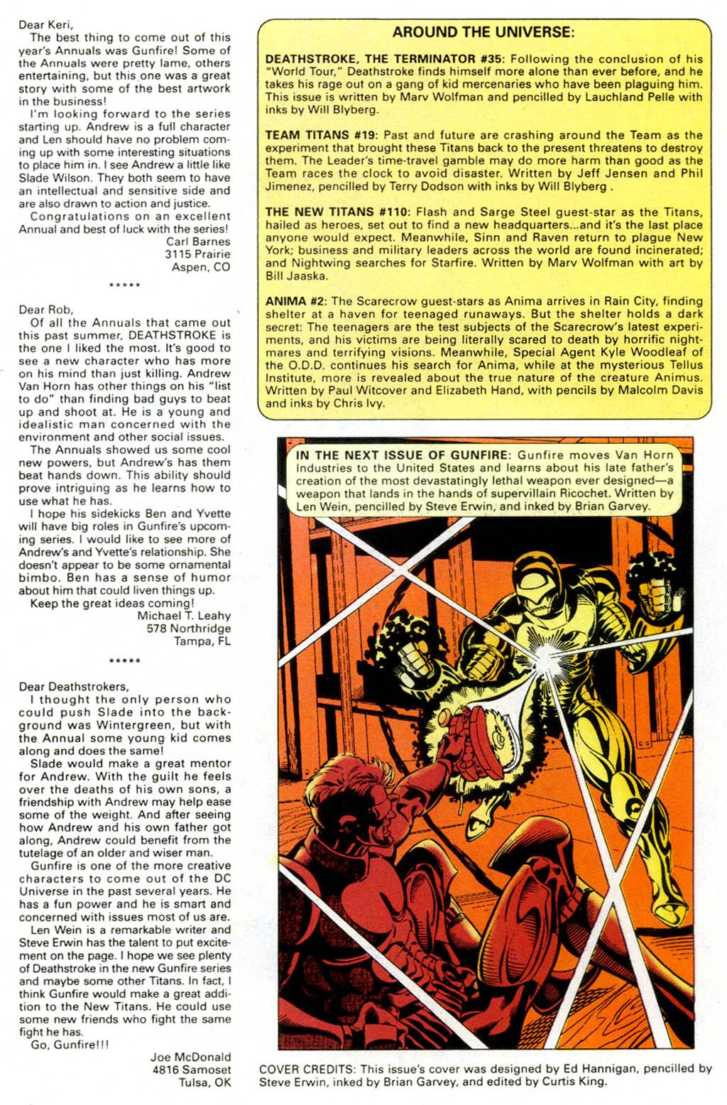 Read online Gunfire comic -  Issue #1 - 33