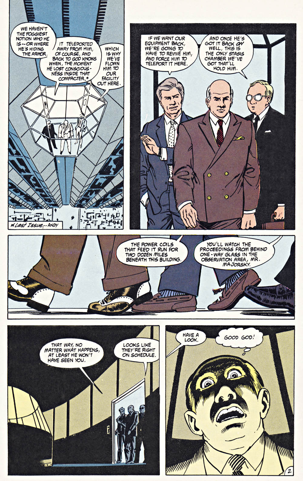 Haywire 6 Page 2