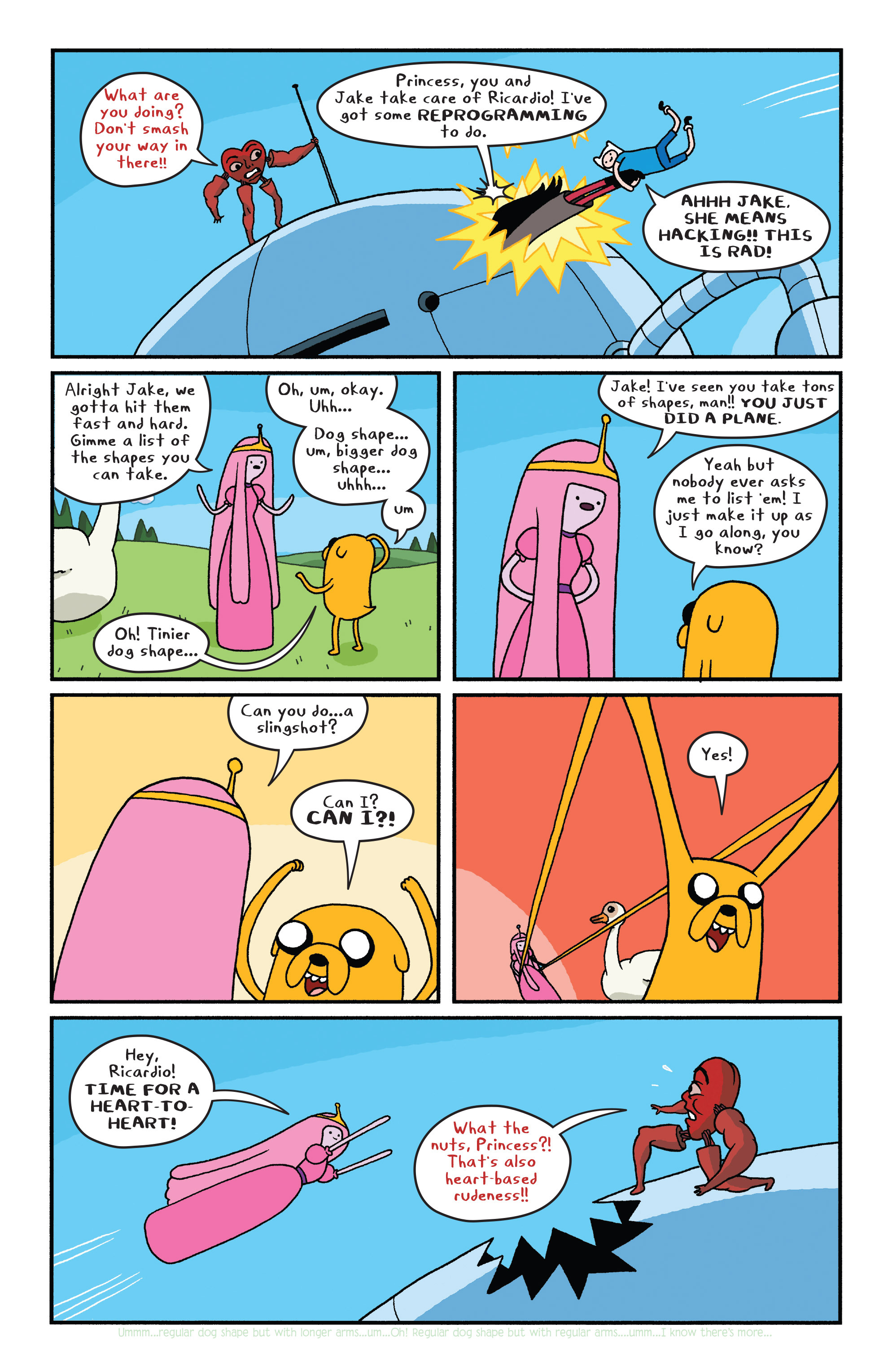 Read online Adventure Time comic -  Issue #Adventure Time _TPB 6 - 27
