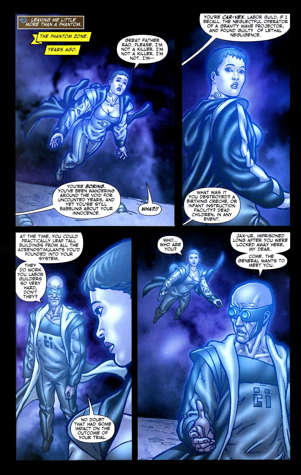 Read online Adventure Comics (2009) comic -  Issue #8 - 21