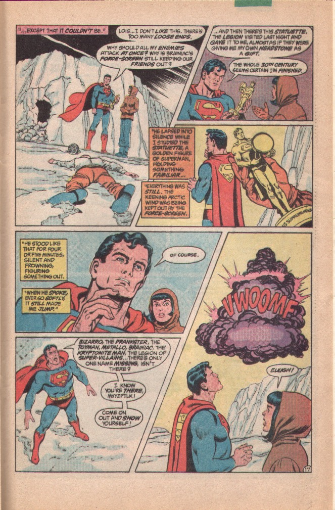 Read online Action Comics (1938) comic -  Issue #583 - 18