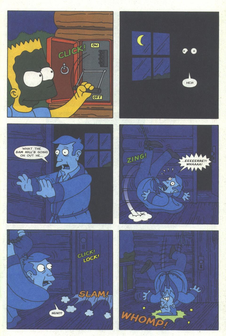 Read online Simpsons Comics comic -  Issue #21 - 18