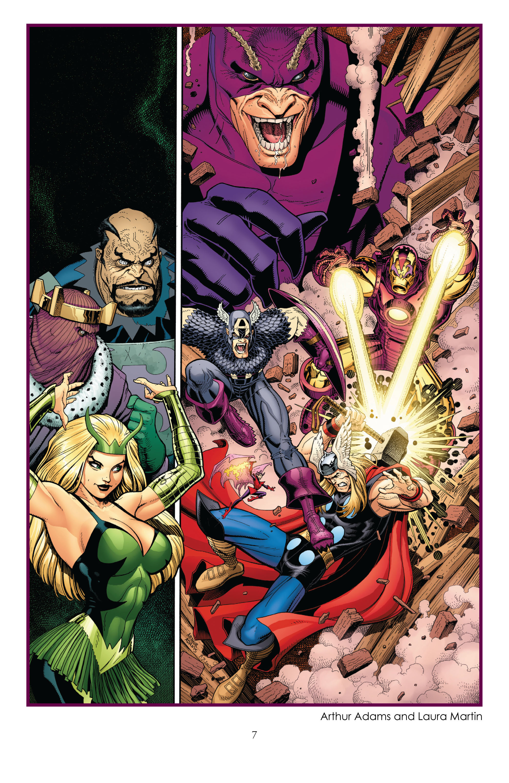 Read online Avengers (2010) comic -  Issue #3 - 30