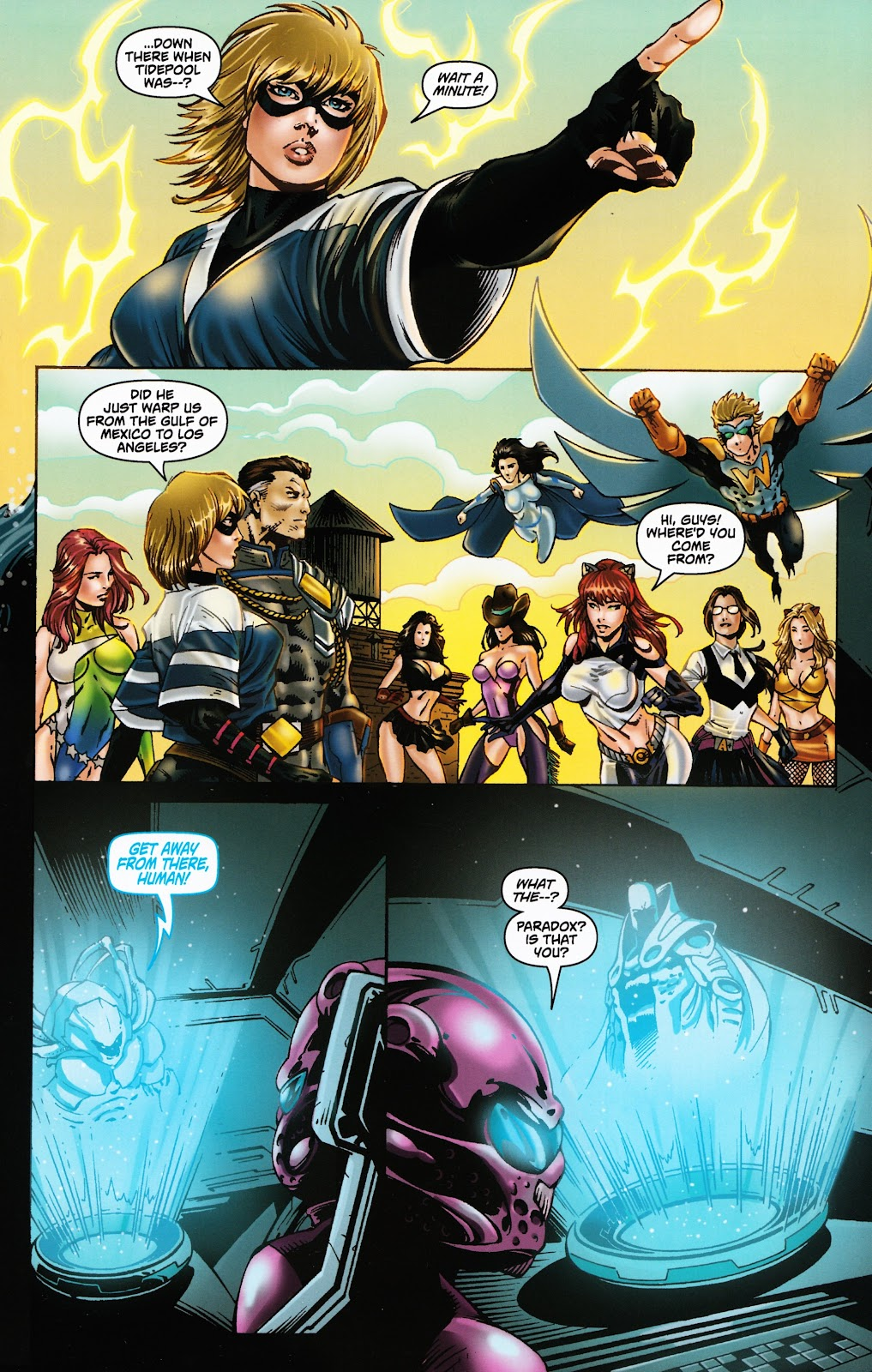 Read online Critter (2012) comic -  Issue #16 - 8