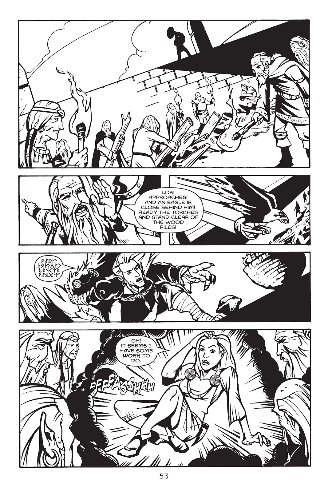 Read online Gods of Asgard comic -  Issue # TPB (Part 1) - 54