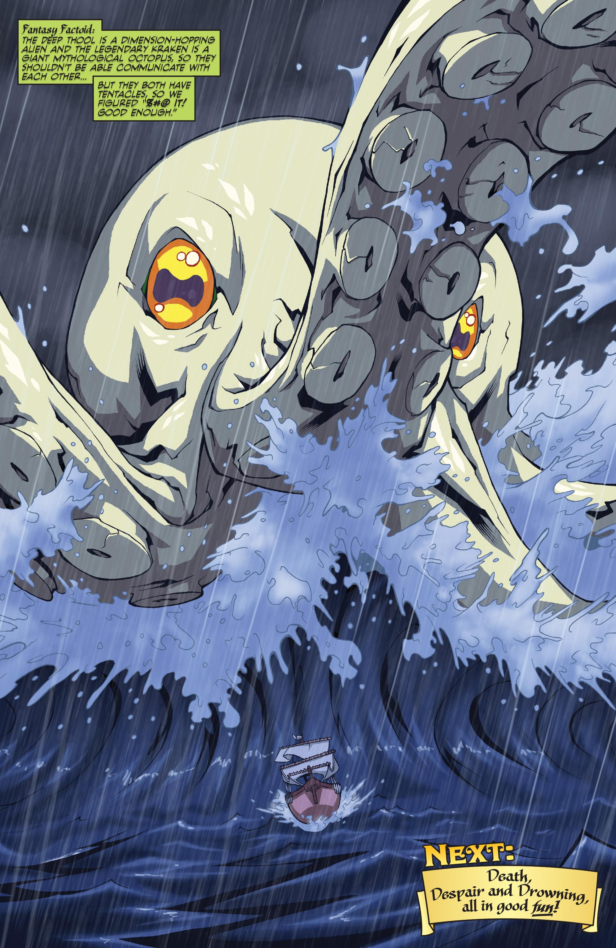 Read online Skullkickers comic -  Issue #16 - 21
