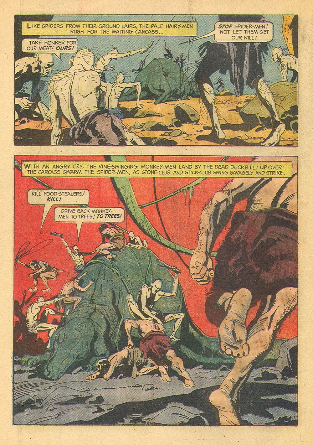 Read online Turok, Son of Stone comic -  Issue #39 - 18