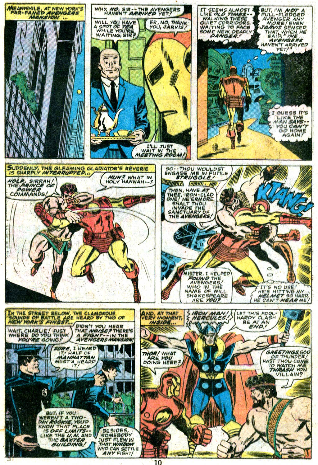 Giant-Size Avengers (1974) issue 5 - Page 9