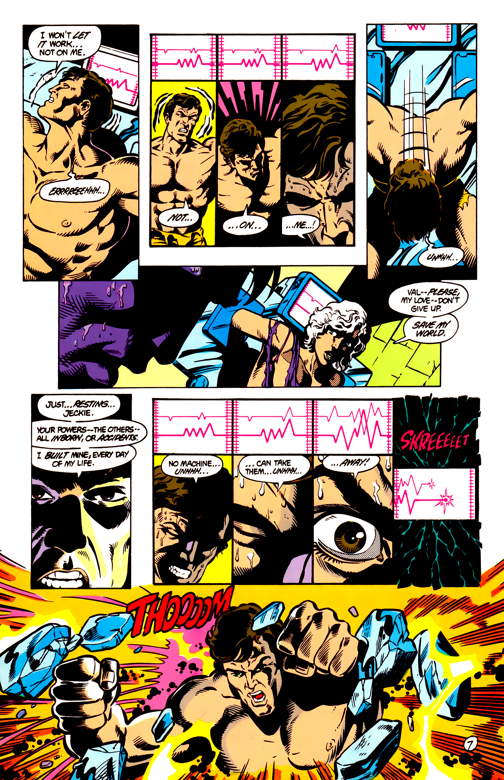 Legion of Super-Heroes (1984) 4 Page 8