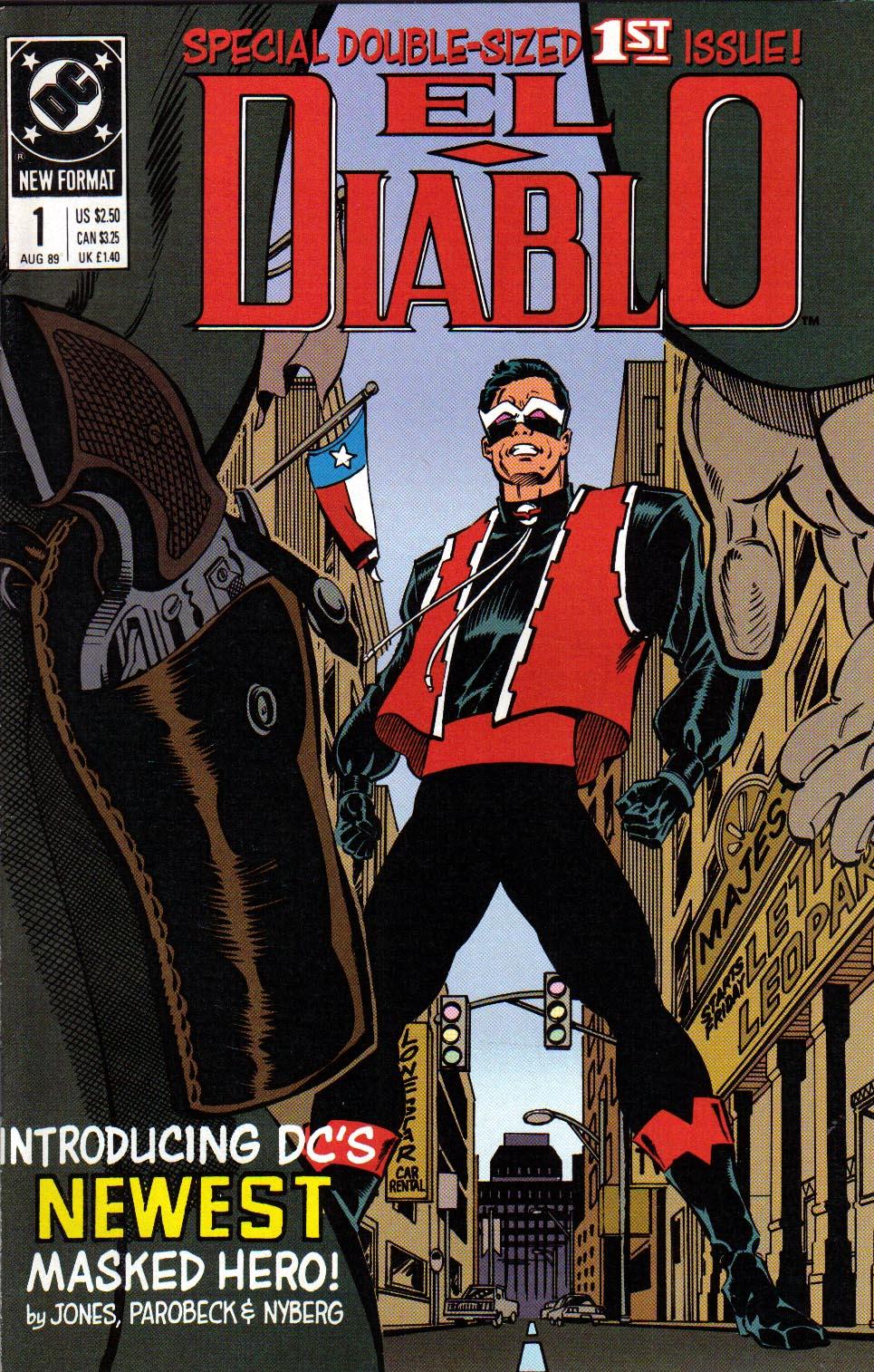 El Diablo (1989) 1 Page 1