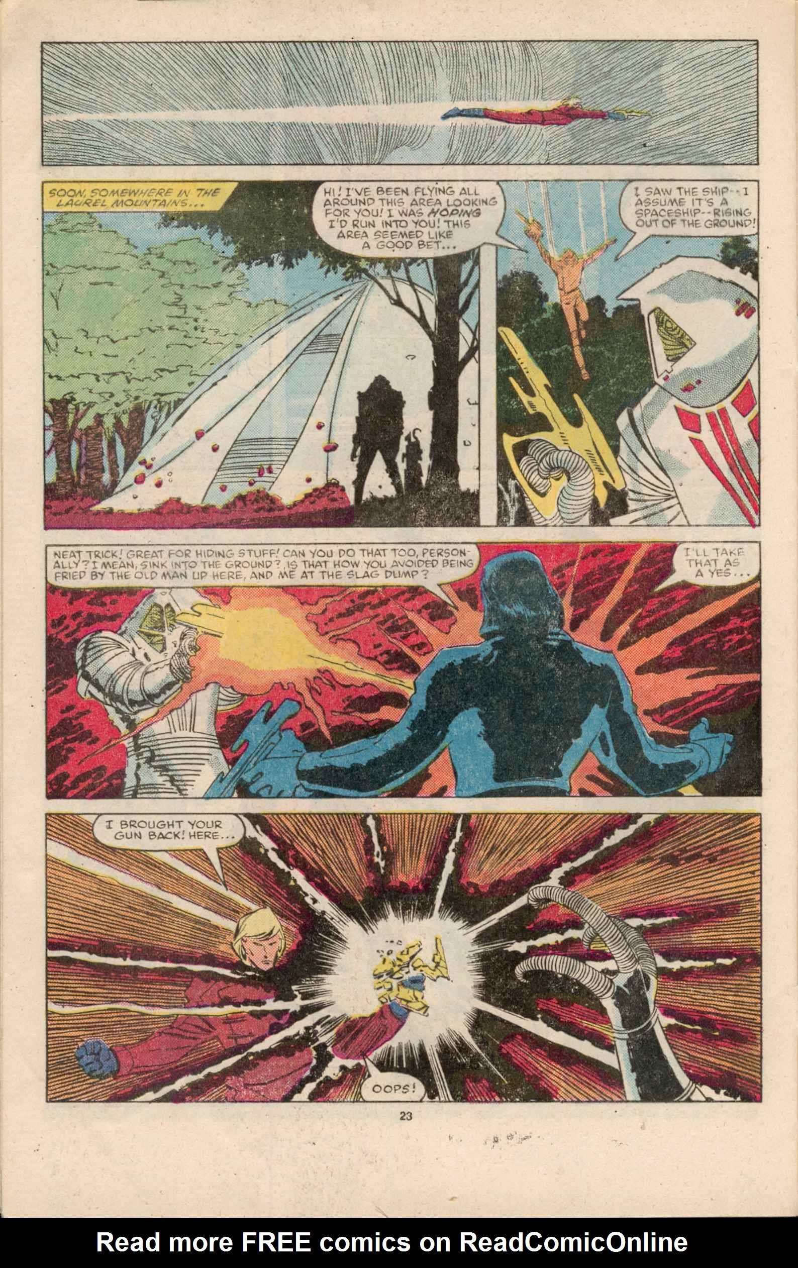 Read online Star Brand comic -  Issue #1 - 24