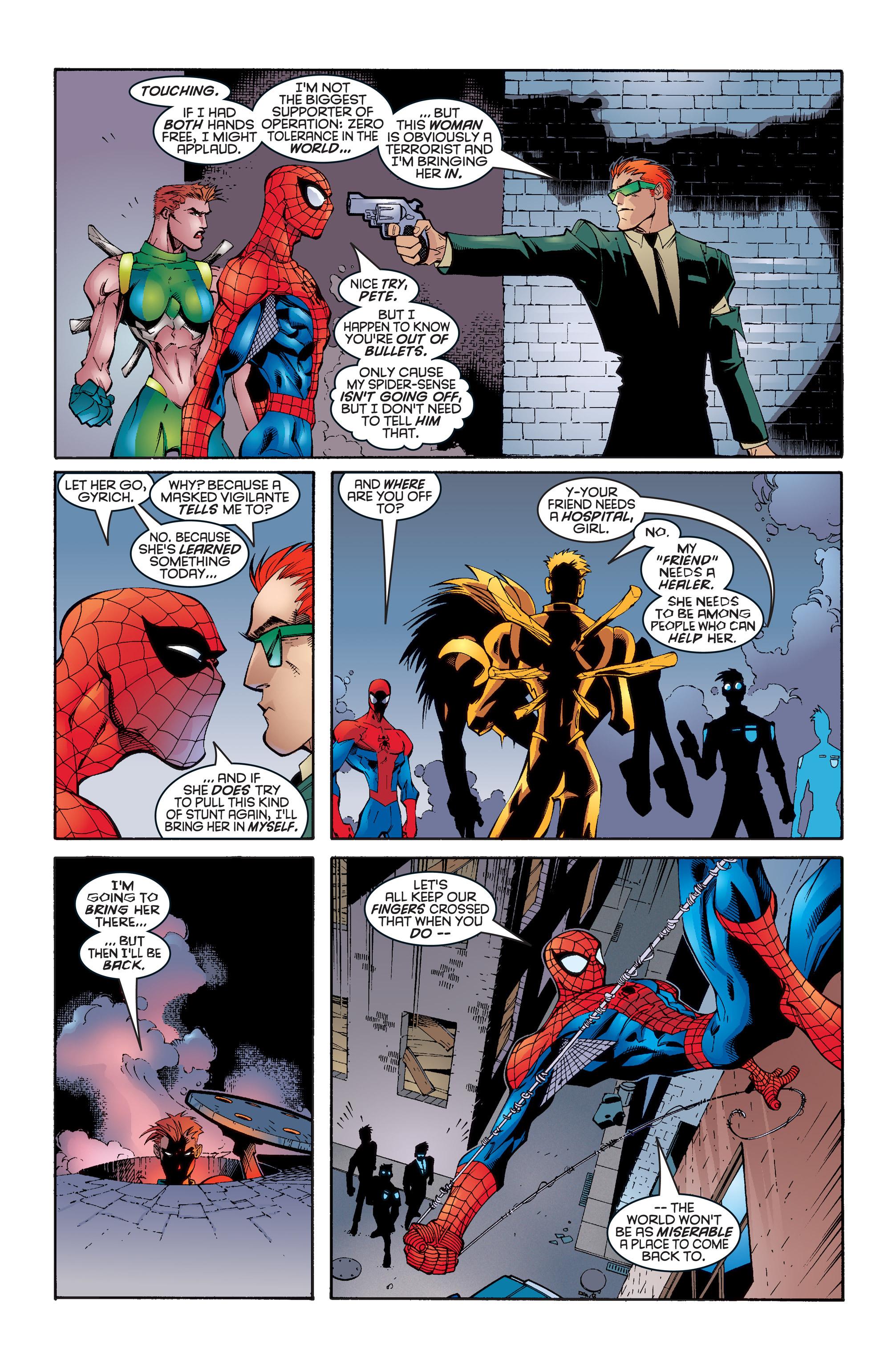 Read online Uncanny X-Men (1963) comic -  Issue #346 - 23
