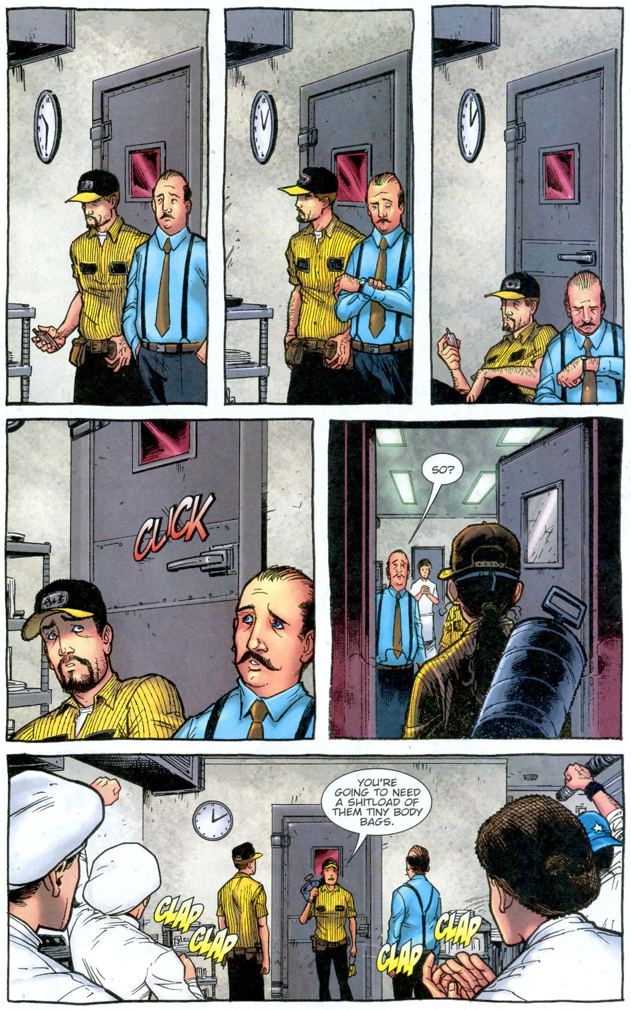 Read online The Exterminators comic -  Issue #14 - 13