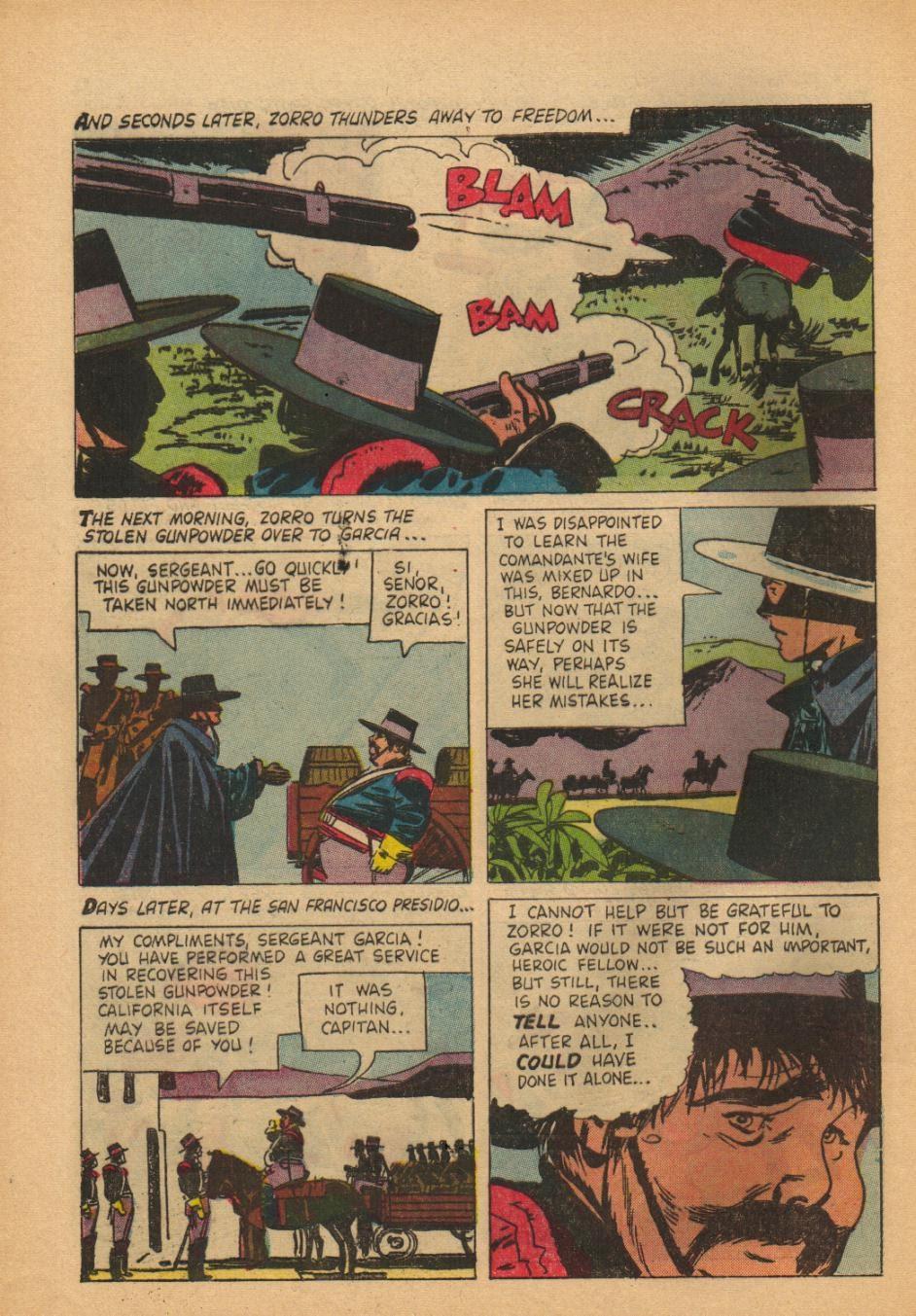 Zorro (1966) issue 2 - Page 28