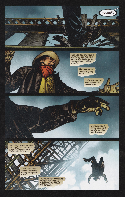 Read online Dark Tower: The Gunslinger - The Man in Black comic -  Issue #4 - 16