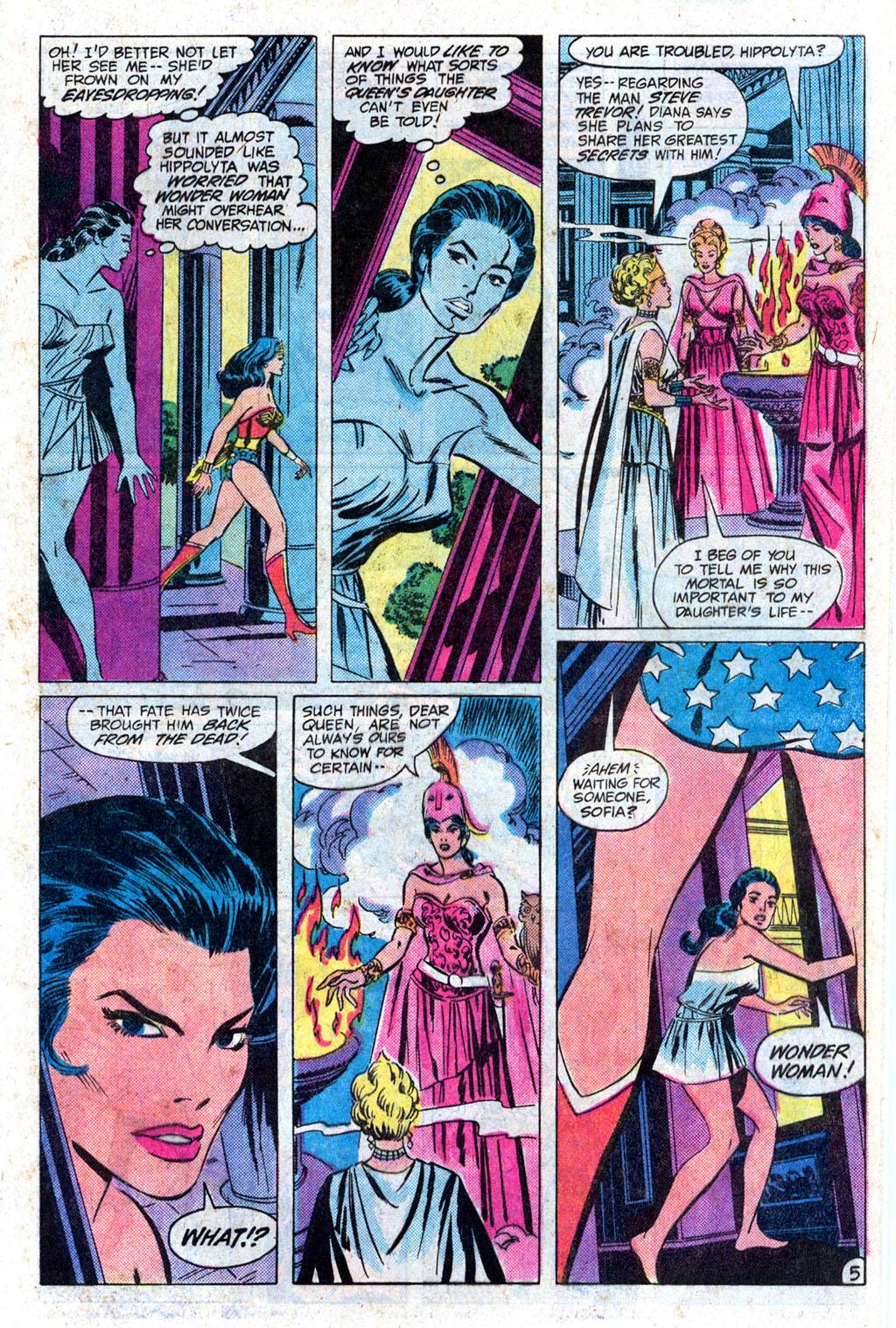Read online Wonder Woman (1942) comic -  Issue #308 - 9