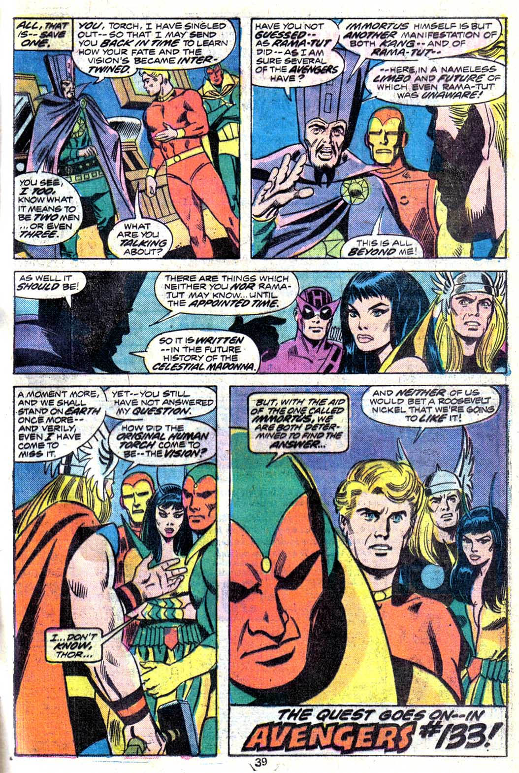 Giant-Size Avengers (1974) issue 3 - Page 41