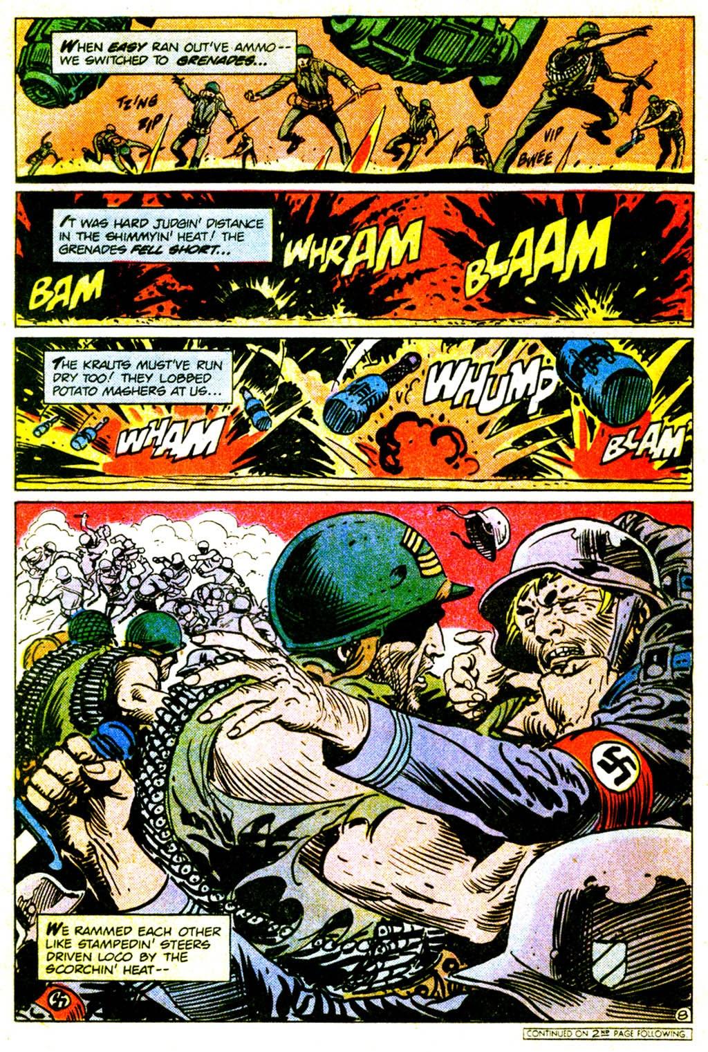 Read online Sgt. Rock comic -  Issue #373 - 11