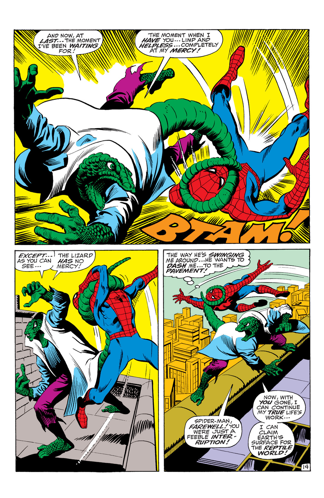 The Amazing Spider-Man (1963) 76 Page 14