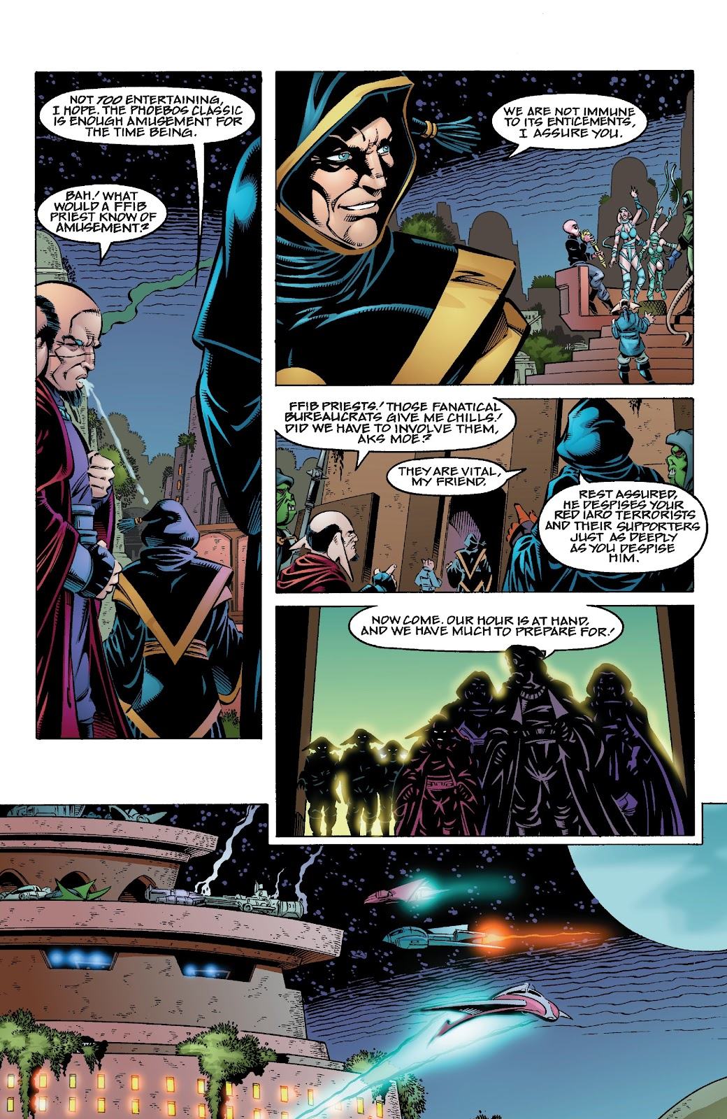 Read online Star Wars Legends Epic Collection: The Menace Revealed comic -  Issue # TPB (Part 3) - 80