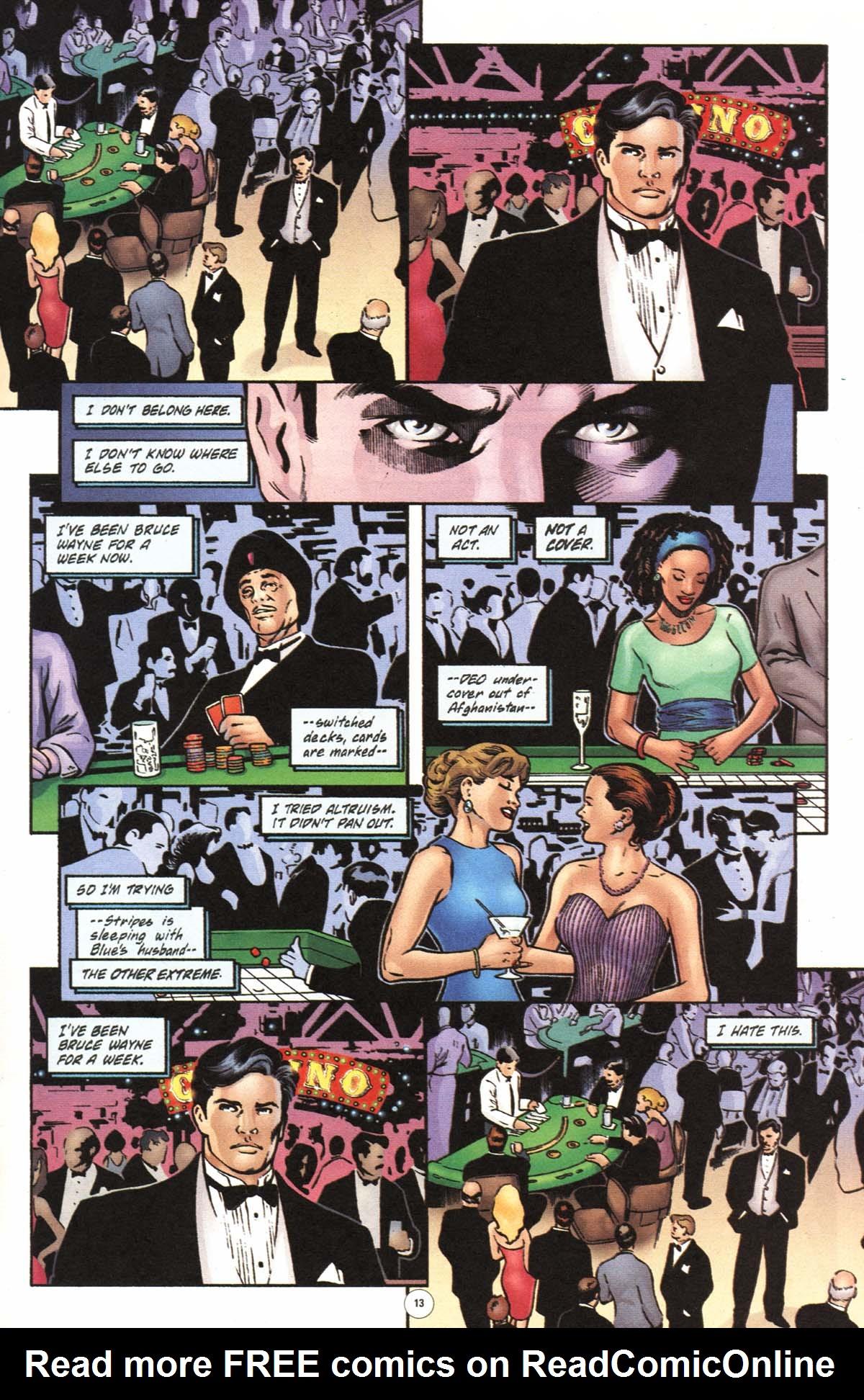 Read online Batman: No Man's Land comic -  Issue #0 - 9