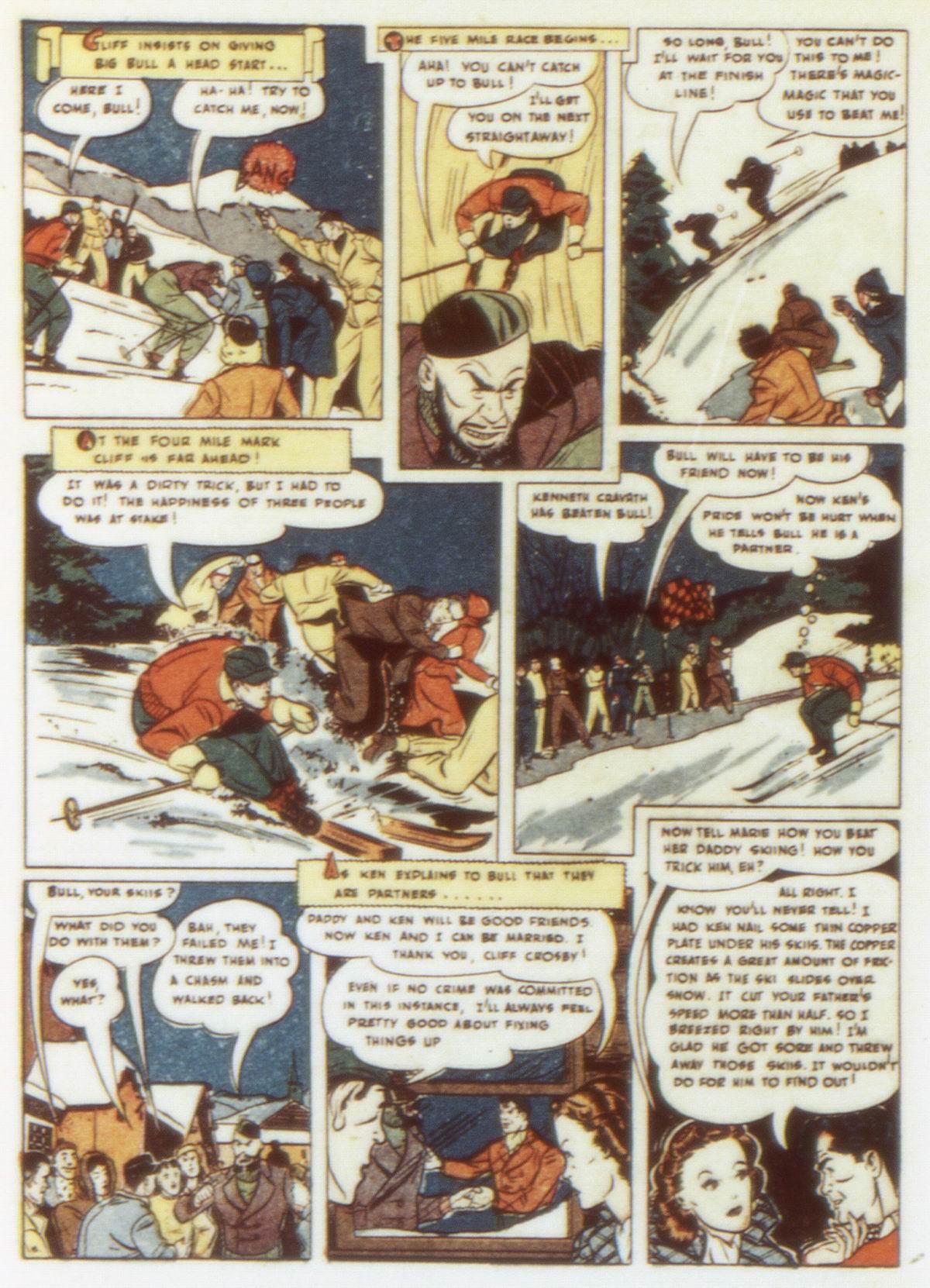 Read online Detective Comics (1937) comic -  Issue #58 - 36