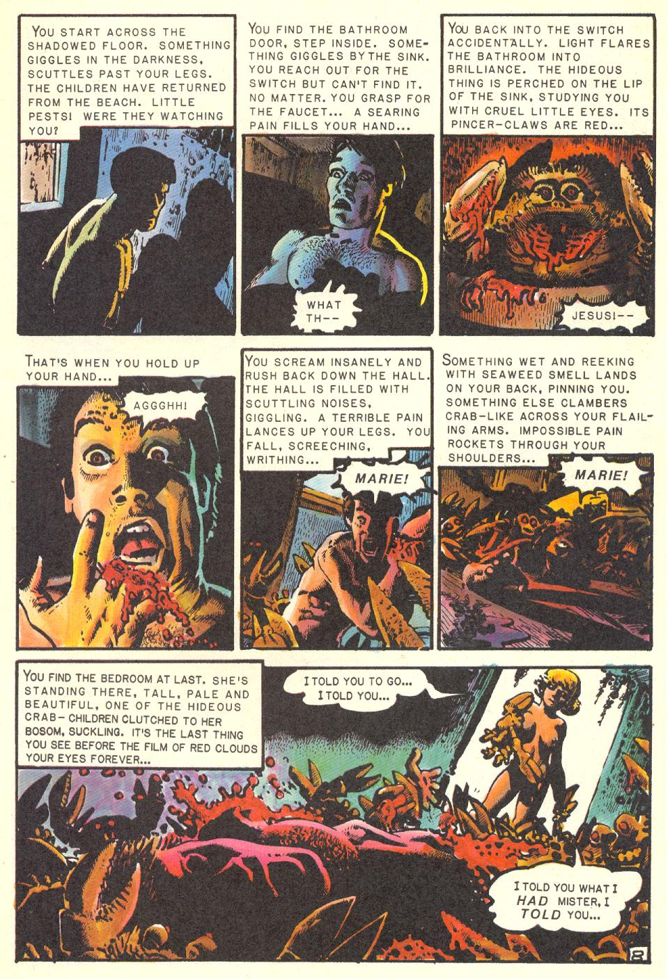 Read online Twisted Tales (1982) comic -  Issue #1 - 9