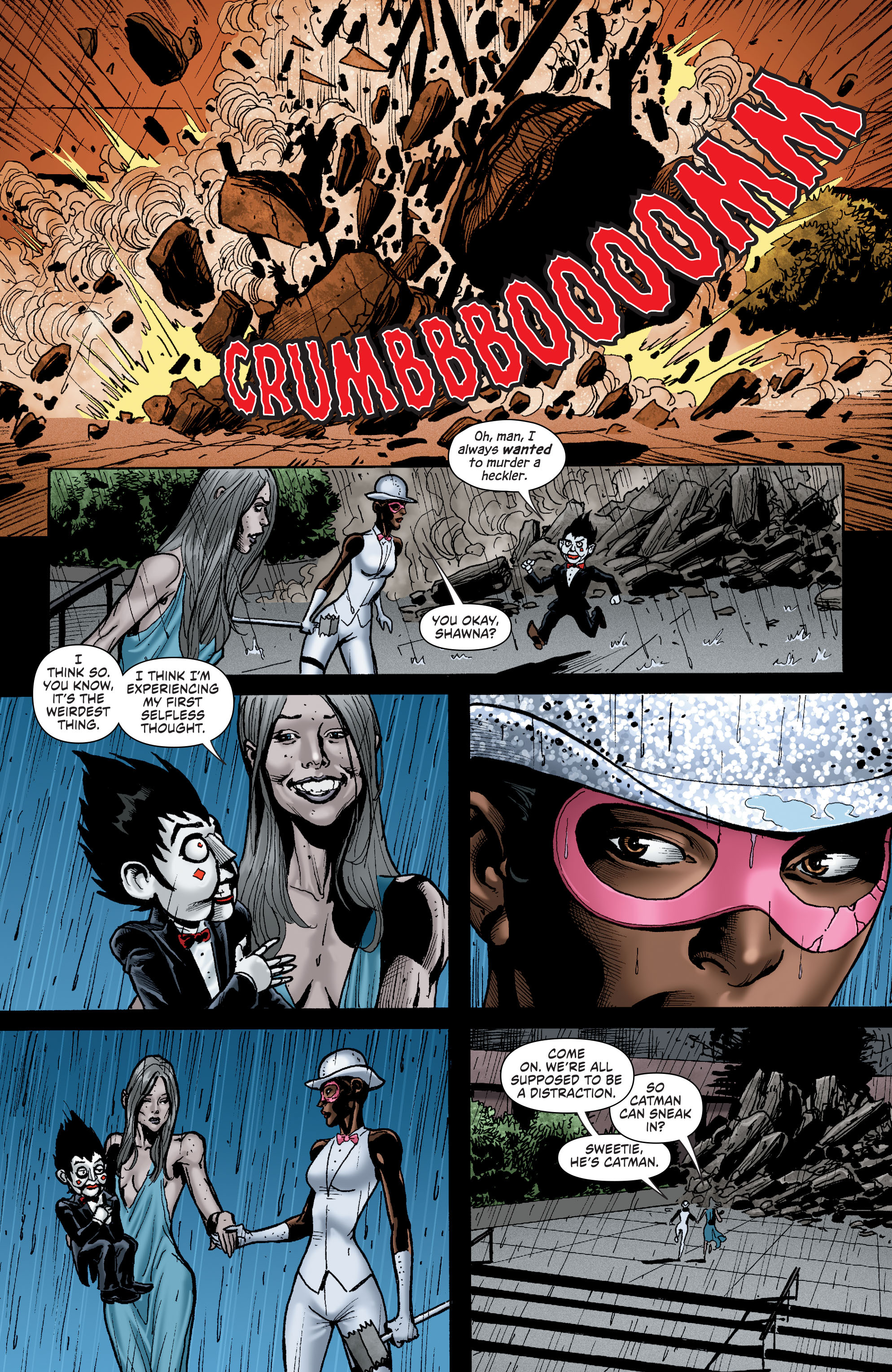 Read online Secret Six (2015) comic -  Issue #14 - 11