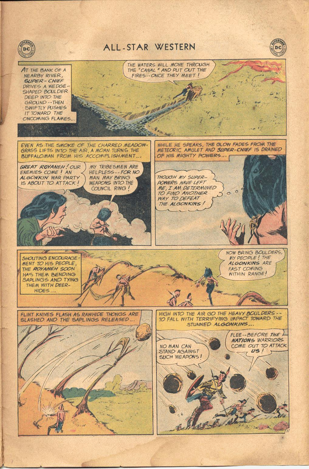 Read online All-Star Western (1951) comic -  Issue #117 - 30