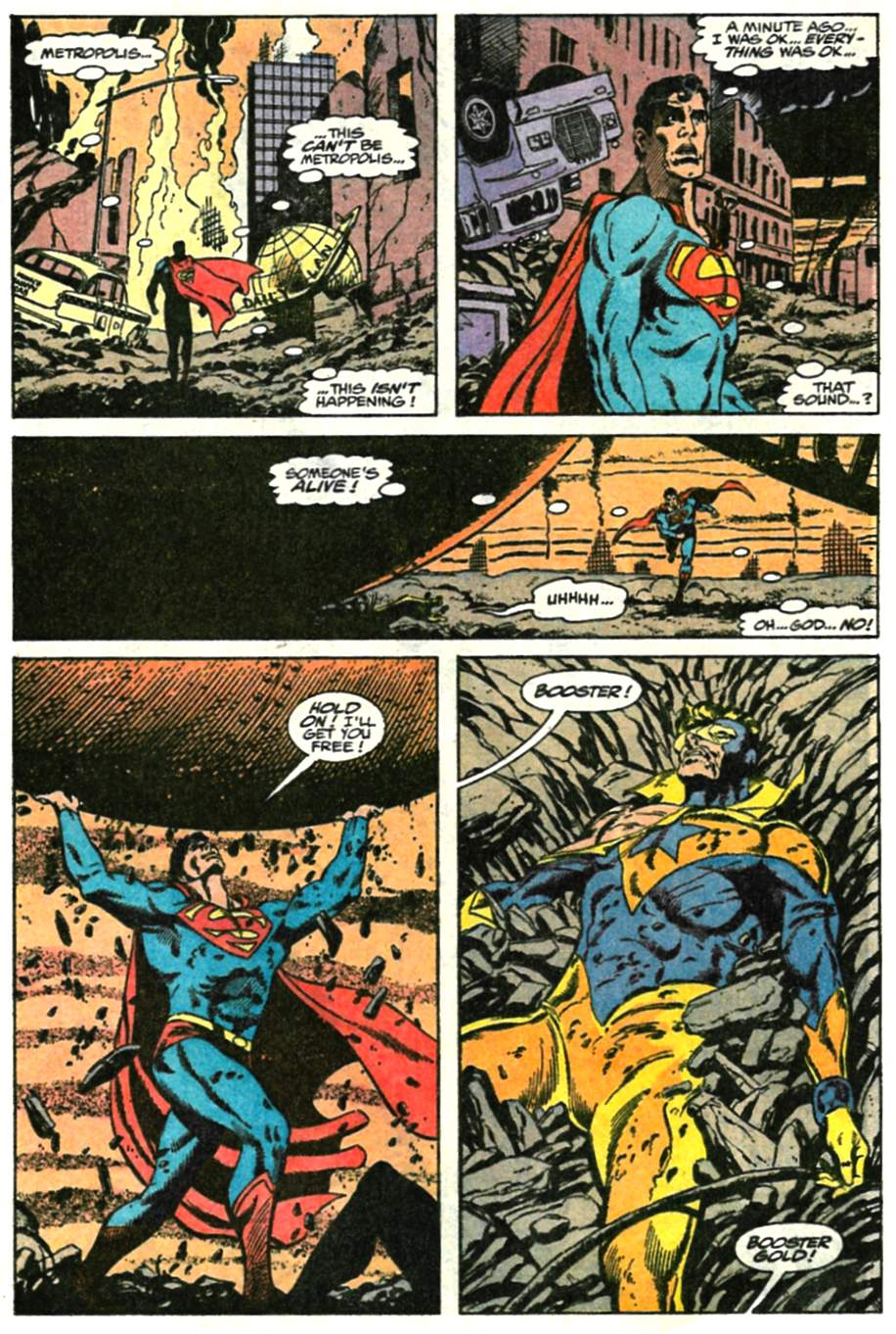 Read online Adventures of Superman (1987) comic -  Issue #479 - 11