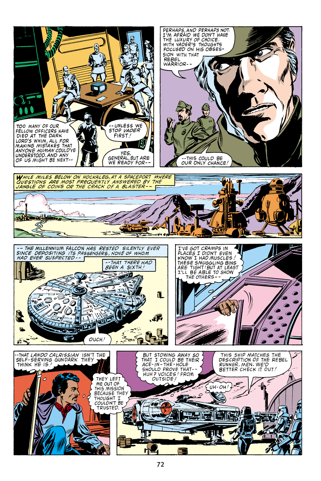 Read online Star Wars Omnibus comic -  Issue # Vol. 16 - 72