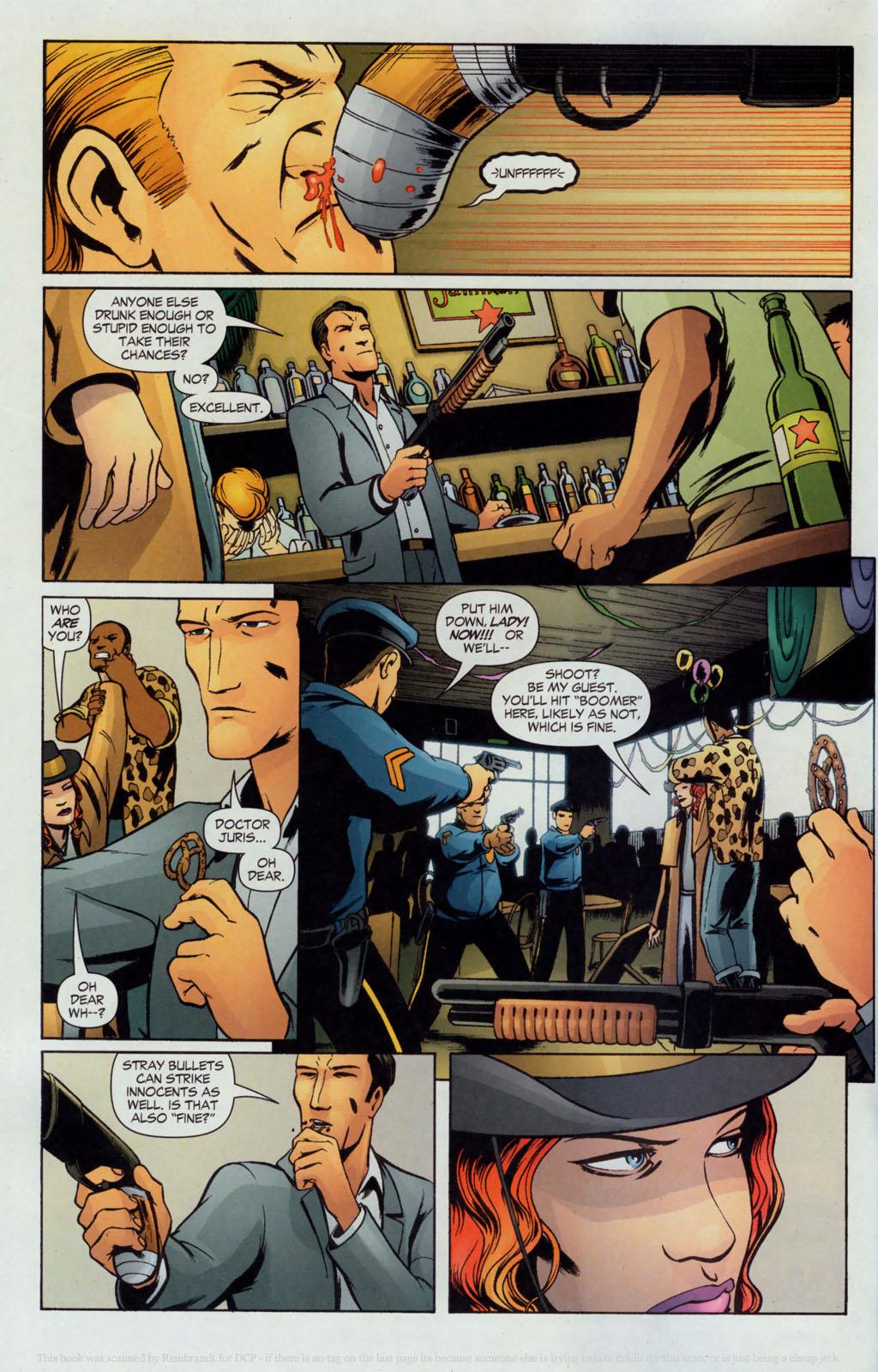 Read online Fallen Angel (2003) comic -  Issue #12 - 7