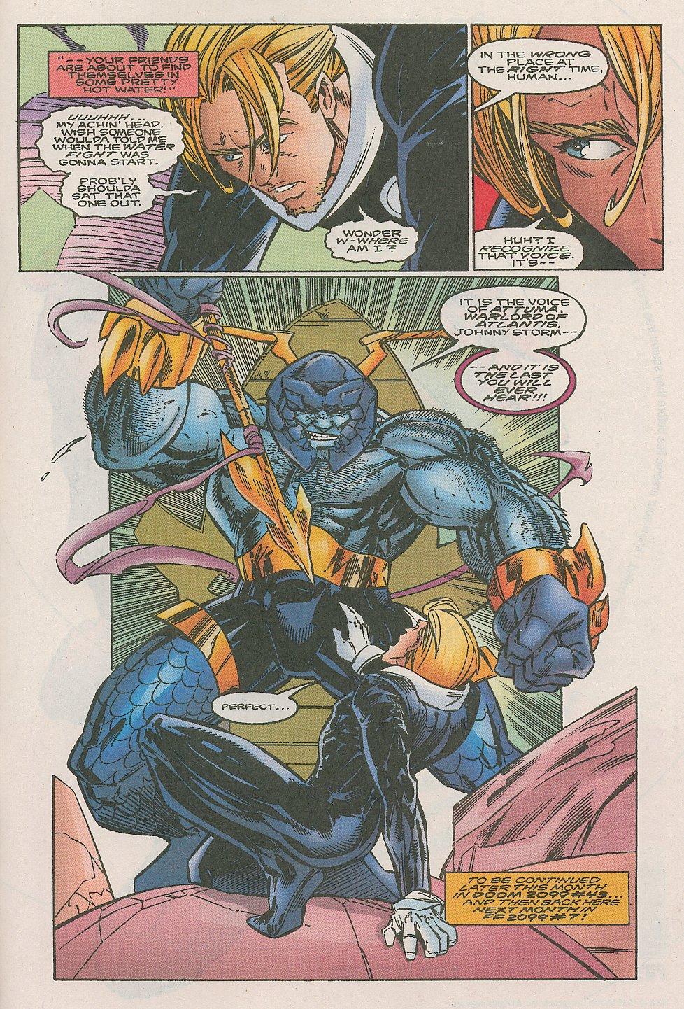 Fantastic Four 2099 6 Page 24