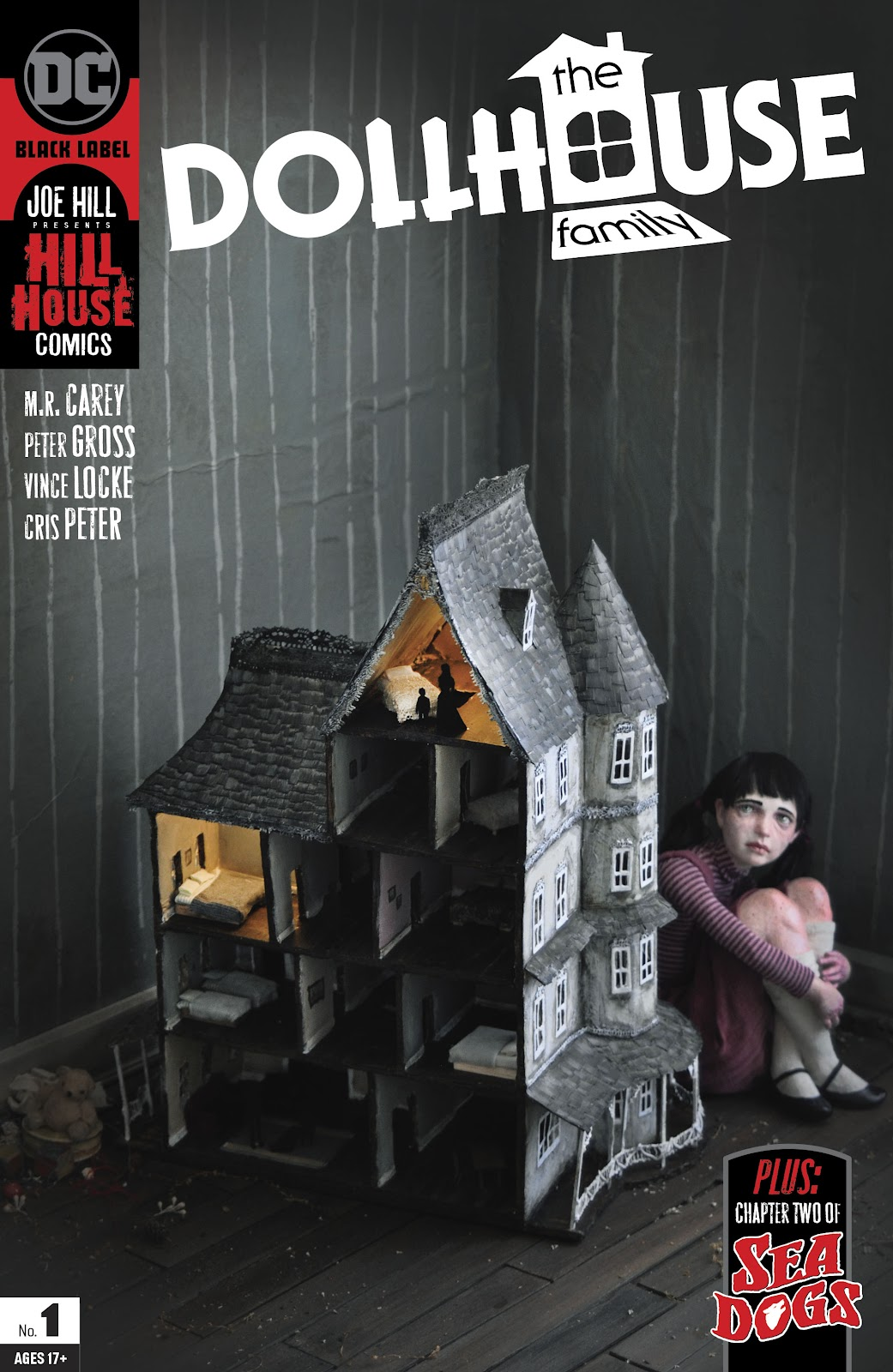Read online The Dollhouse Family comic -  Issue #1 - 1