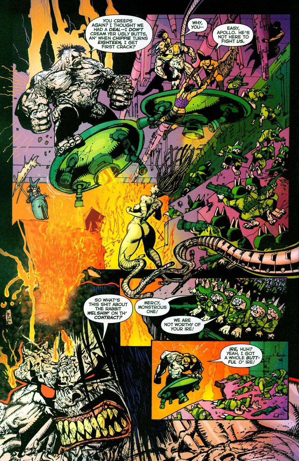 Read online The Authority/Lobo: Spring Break Massacre comic -  Issue # Full - 33
