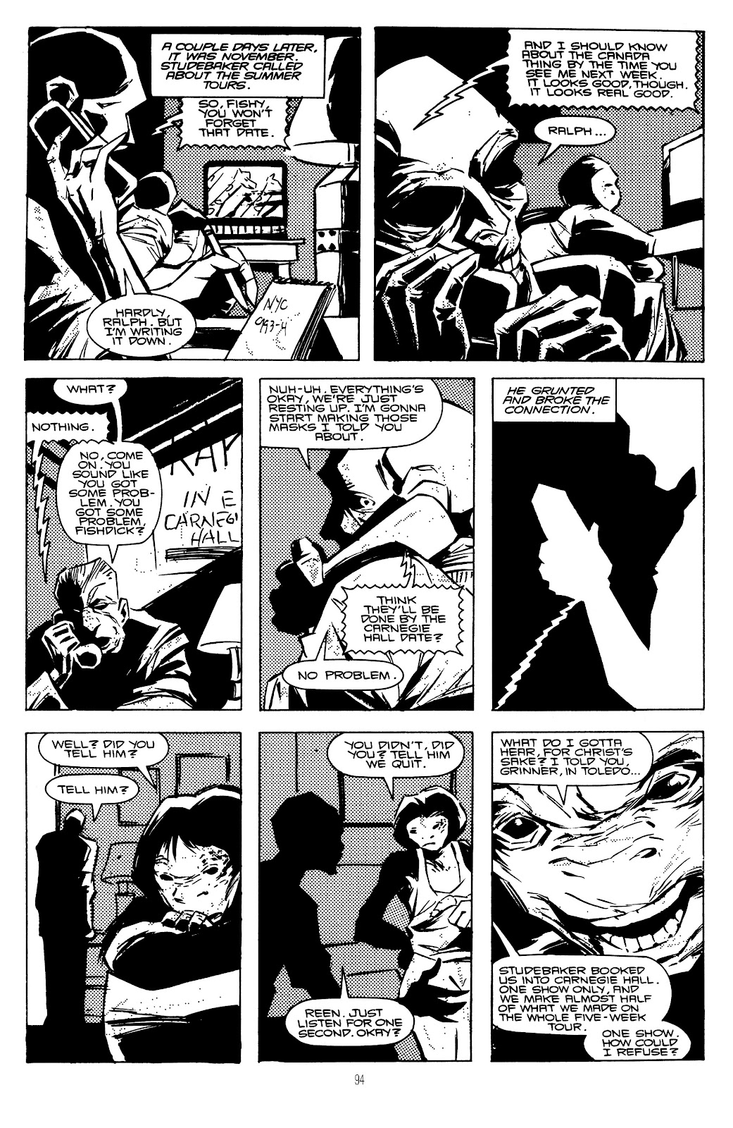 Read online Freaks' Amour comic -  Issue # TPB (Part 1) - 95
