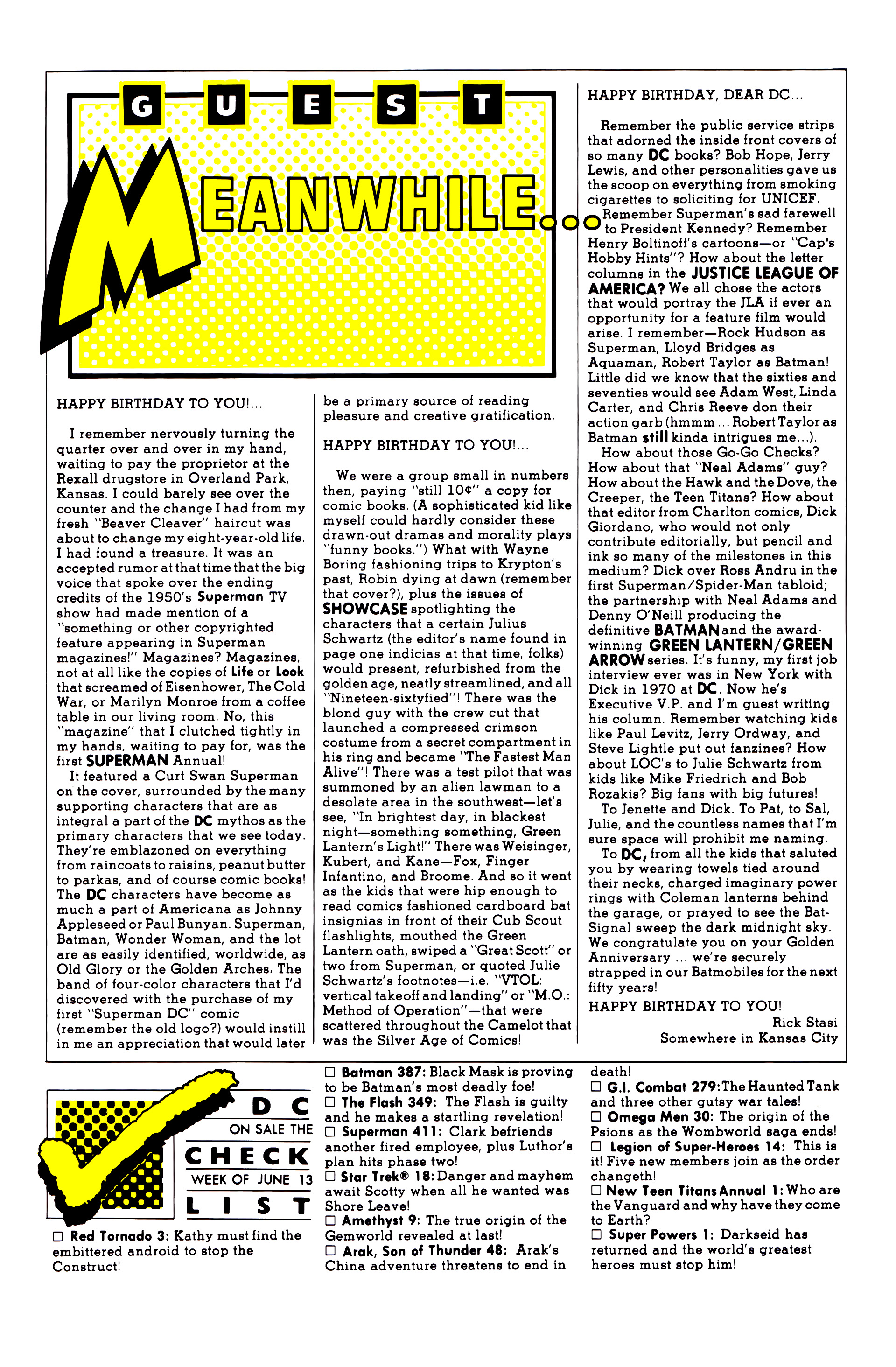 Legion of Super-Heroes (1984) 14 Page 26
