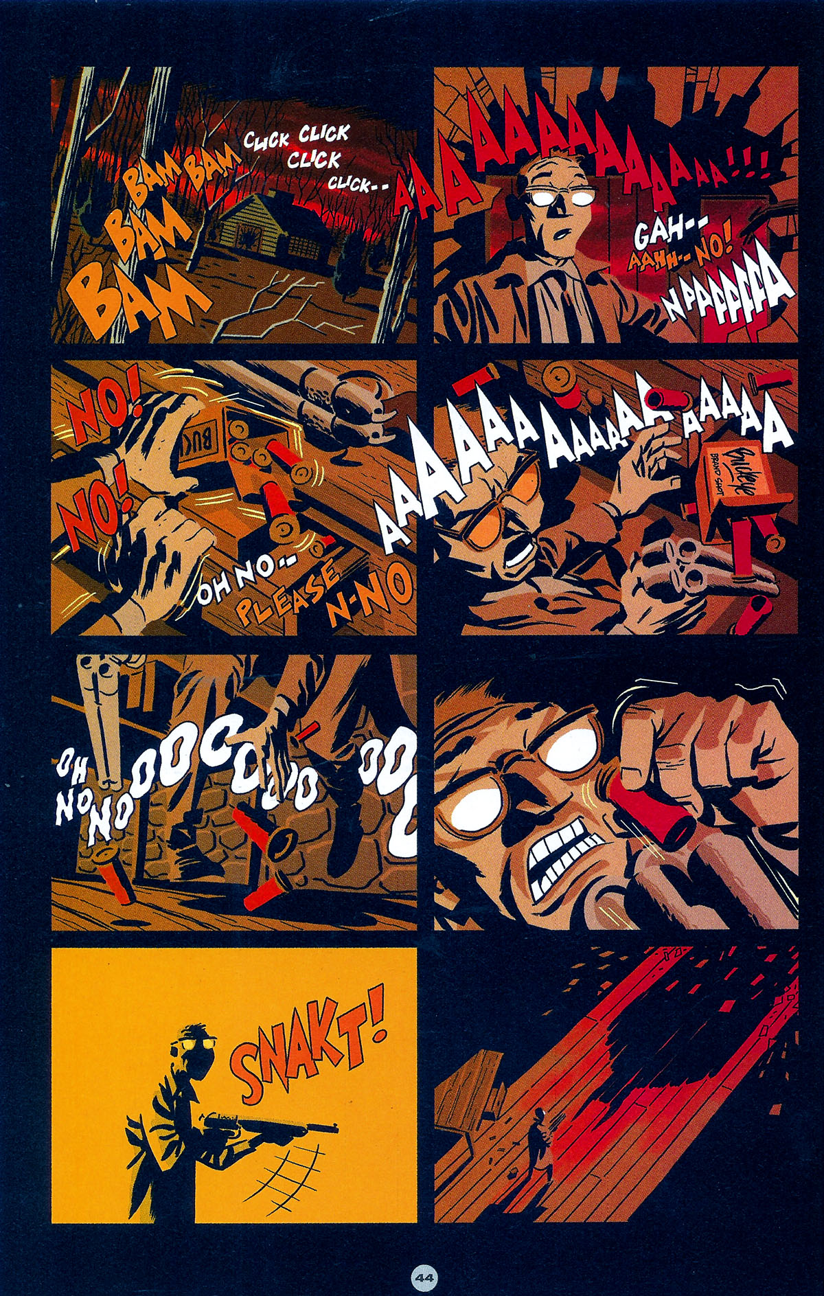Read online Solo (2004) comic -  Issue #5 - 43