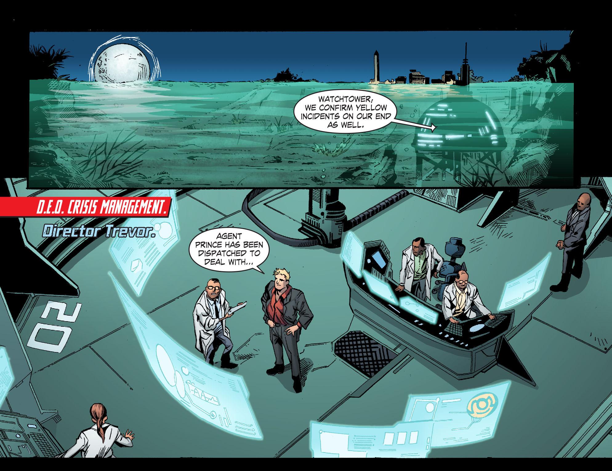Read online Smallville: Lantern [I] comic -  Issue #10 - 3