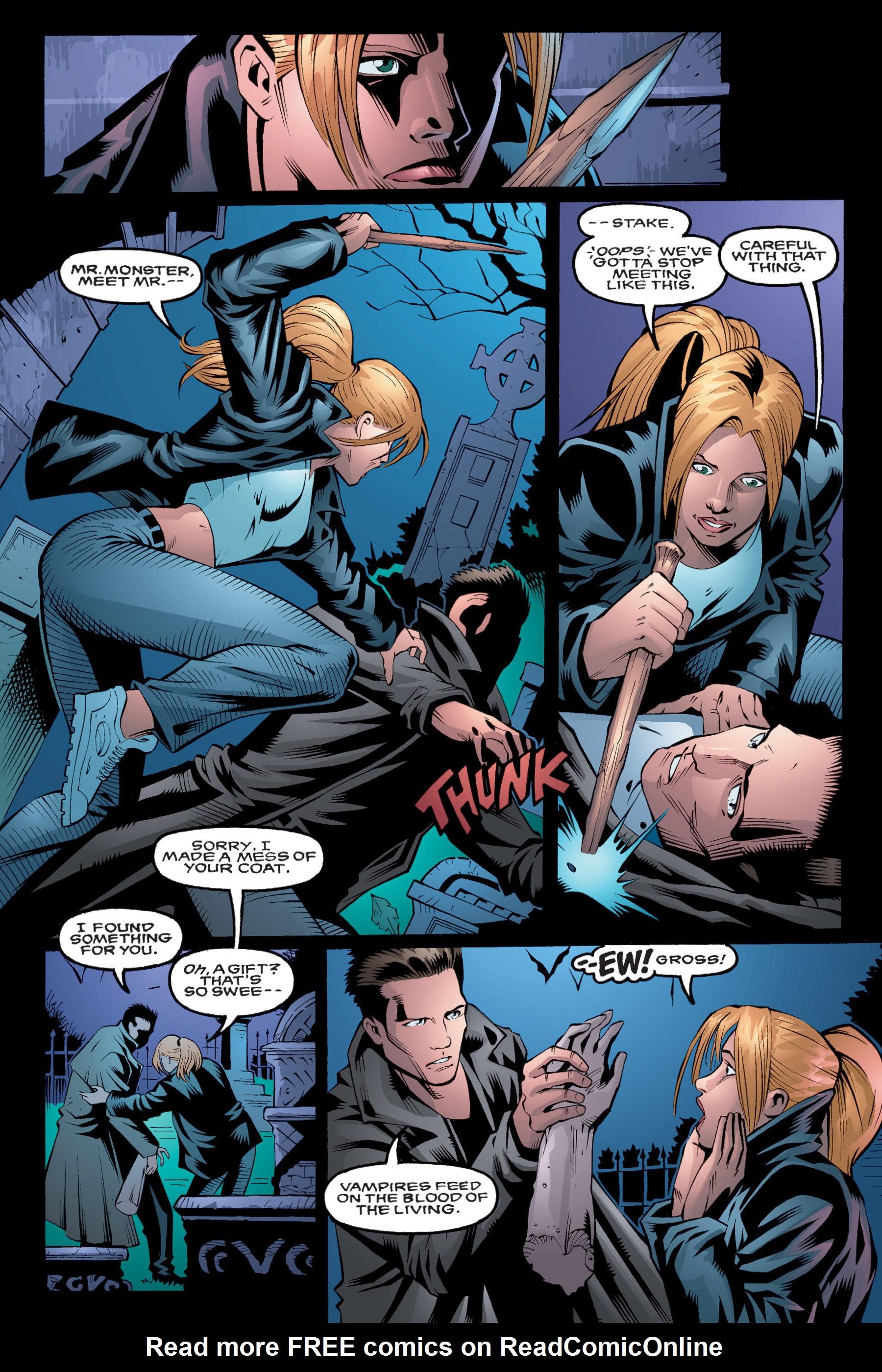 Read online Buffy the Vampire Slayer: Omnibus comic -  Issue # TPB 4 - 12