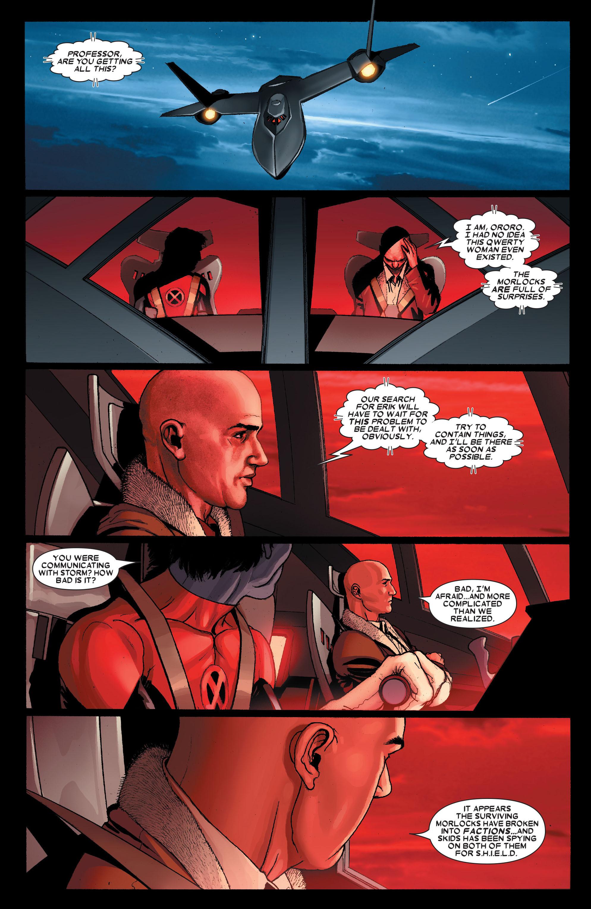 Read online Uncanny X-Men (1963) comic -  Issue #490 - 5