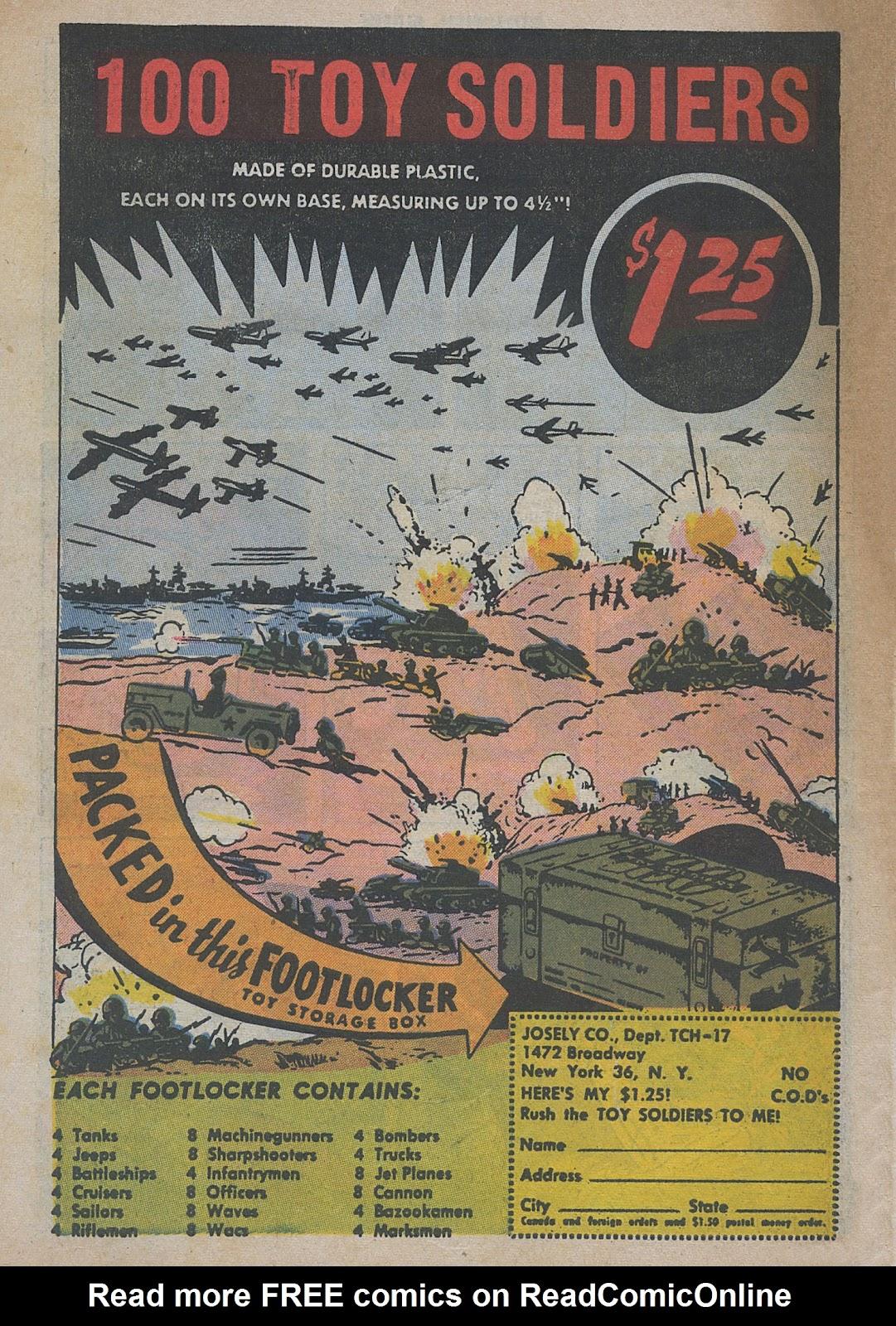 Read online Fightin' Navy comic -  Issue #82 - 66
