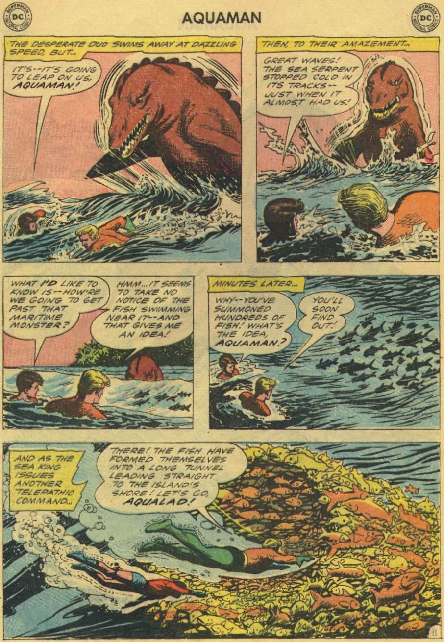Read online Aquaman (1962) comic -  Issue #2 - 16