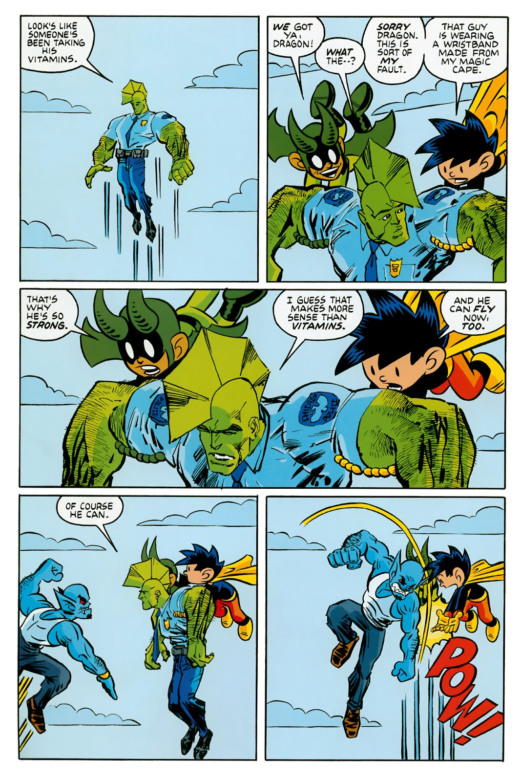 The Savage Dragon (1993) Issue #150 #153 - English 46