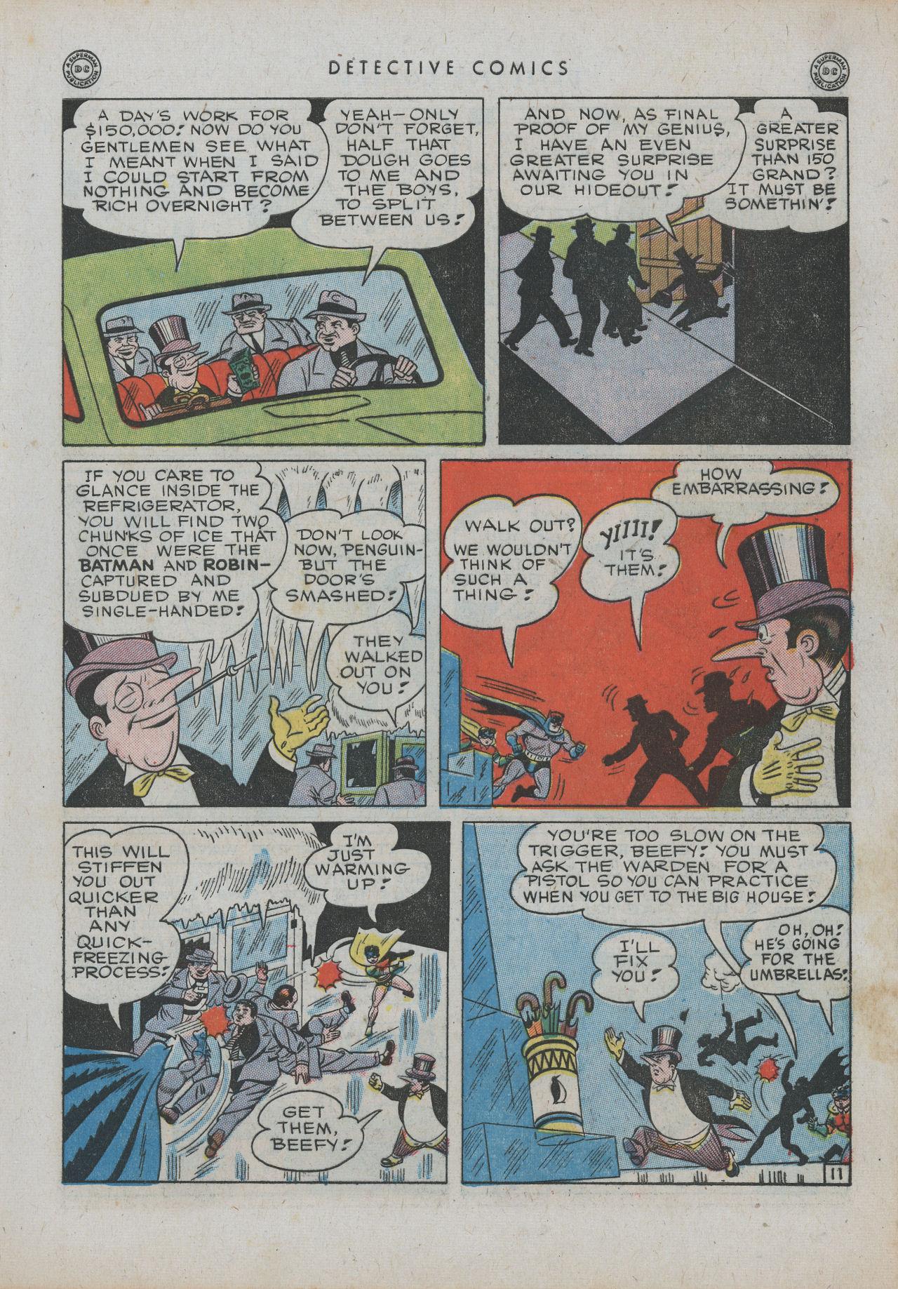 Read online Detective Comics (1937) comic -  Issue #99 - 14