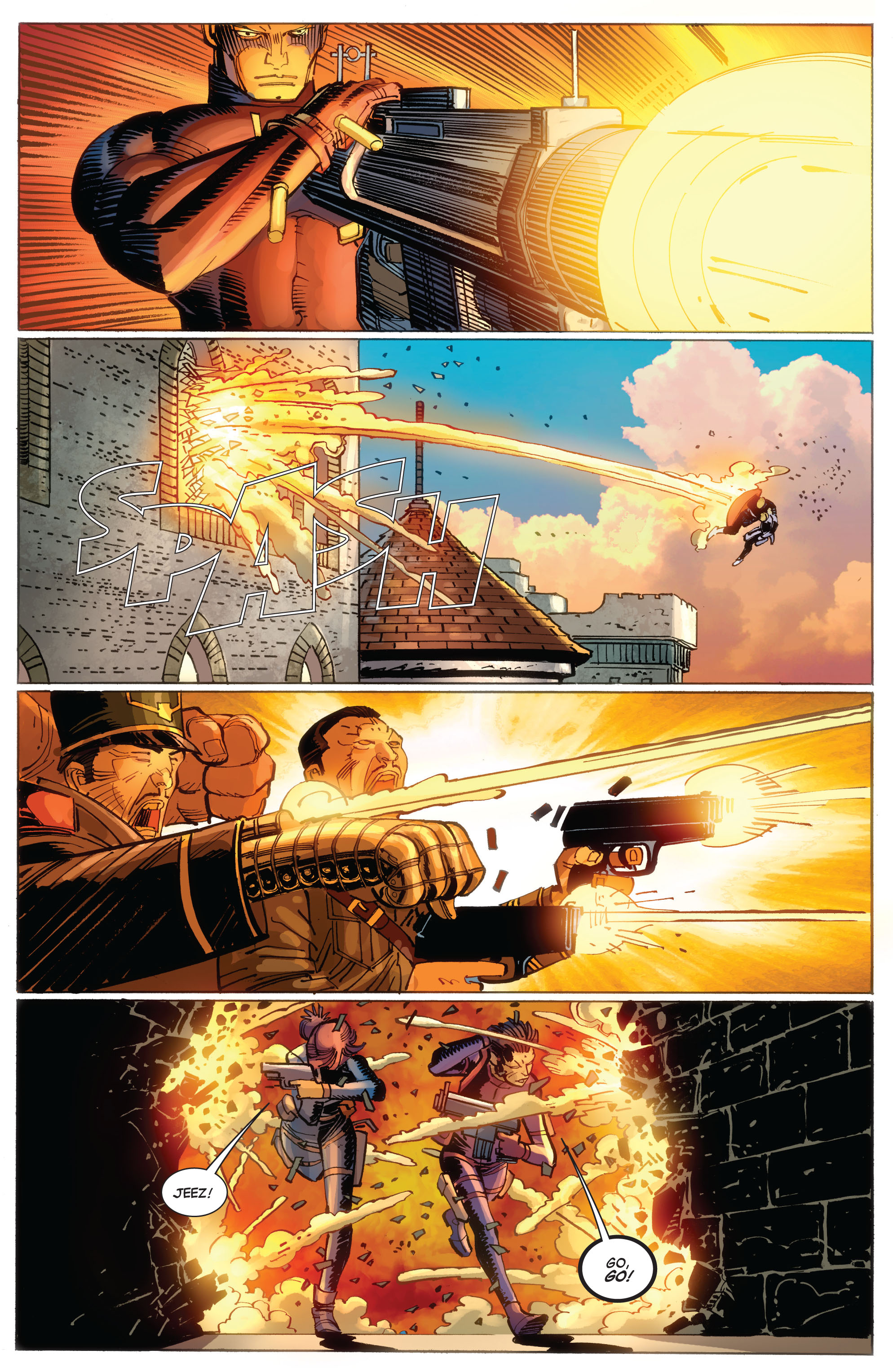 Read online Avengers (2010) comic -  Issue #16 - 14