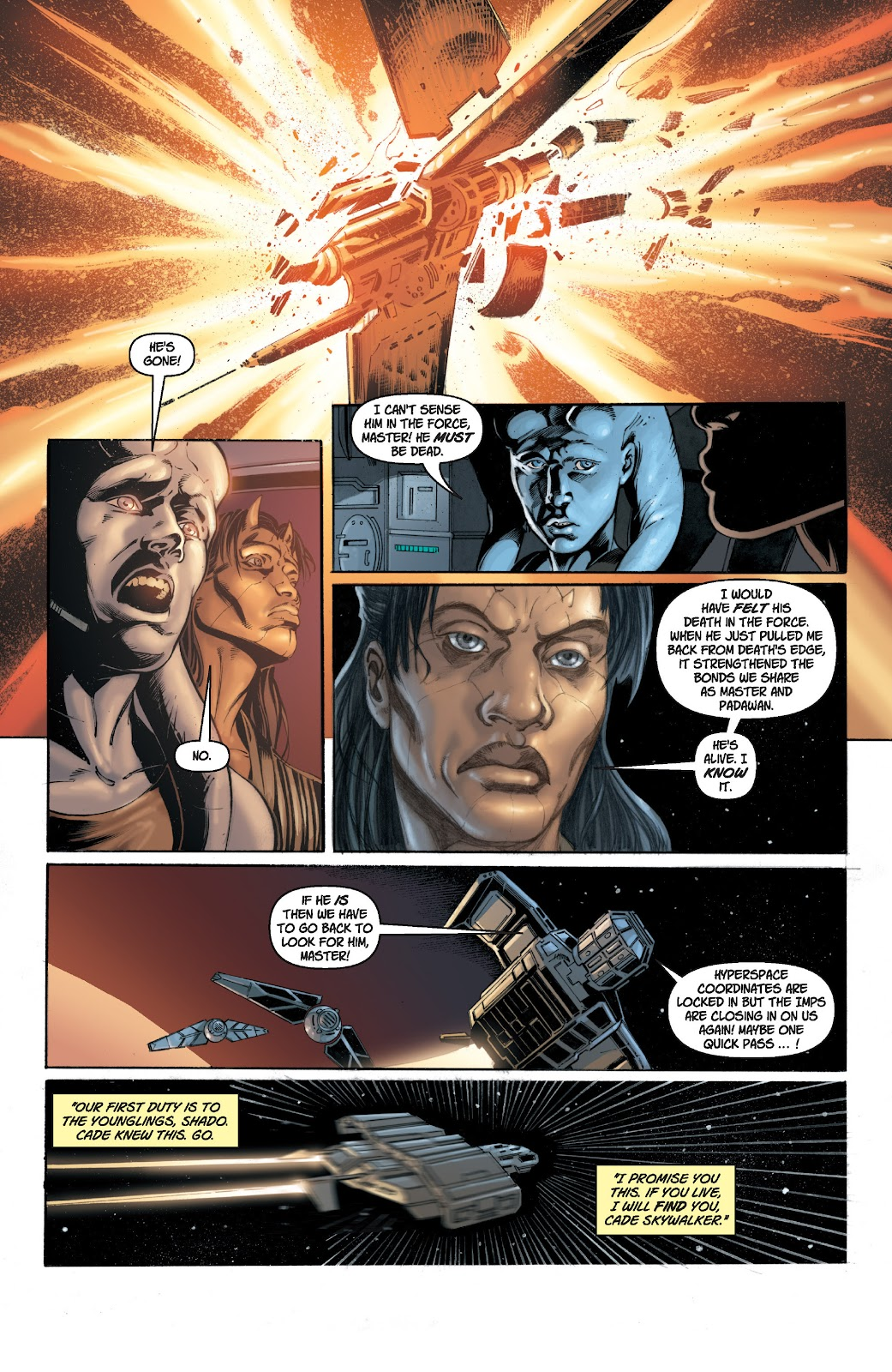 Read online Star Wars Legends: Legacy - Epic Collection comic -  Issue # TPB 1 (Part 1) - 20