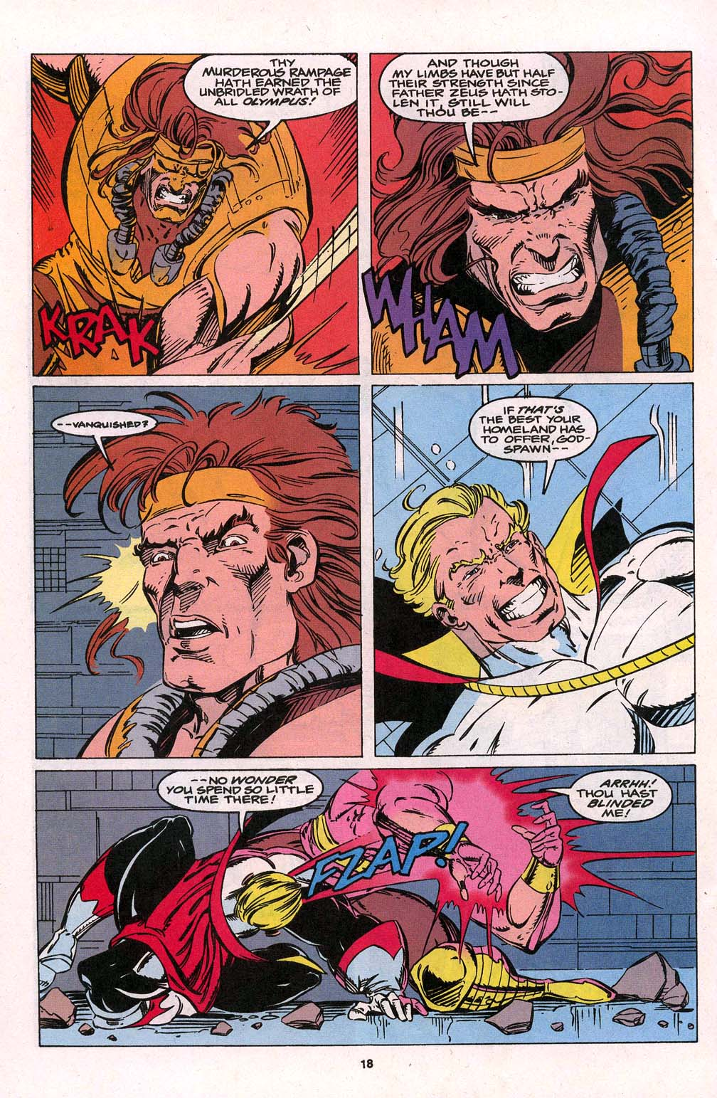 Avengers Unplugged issue 1 - Page 15